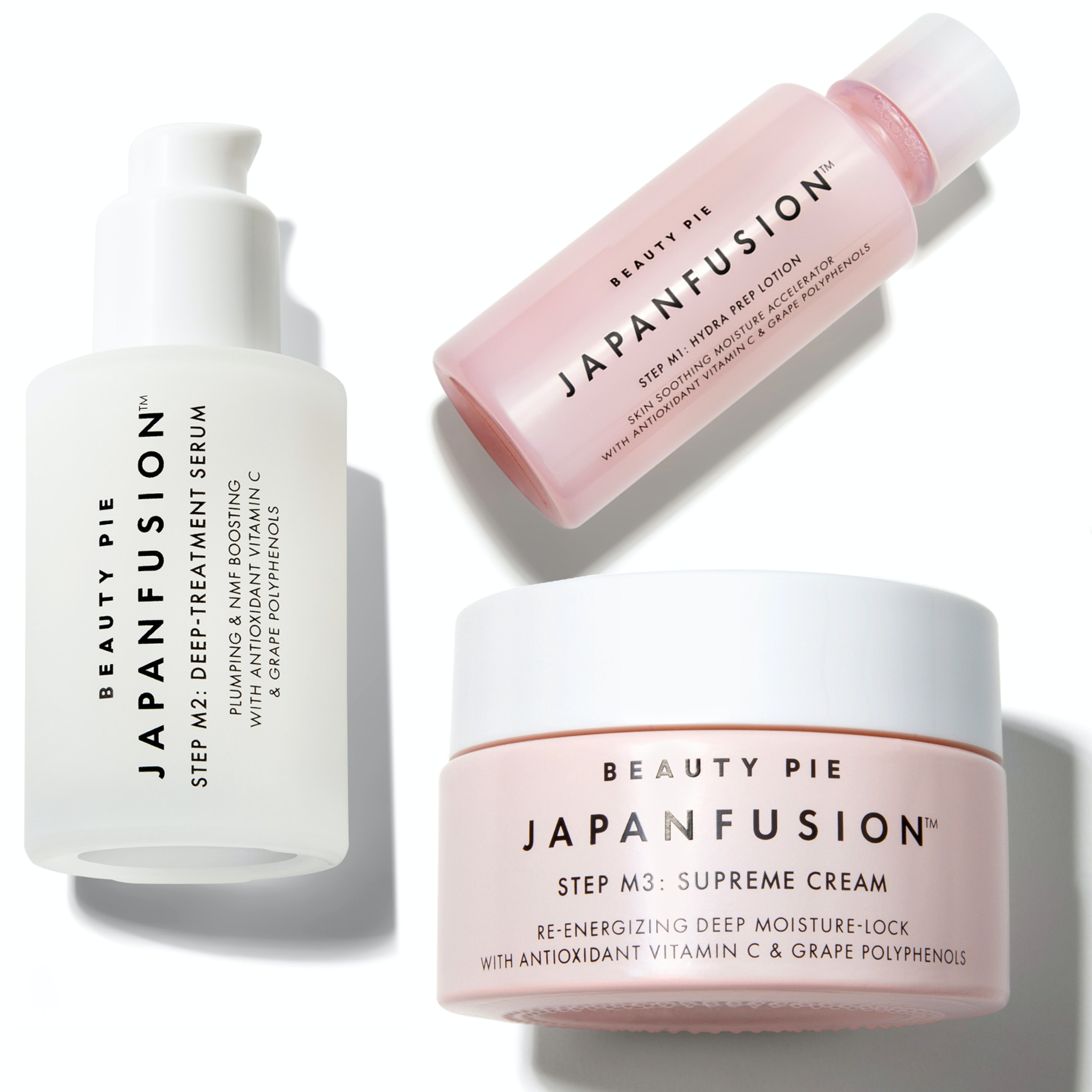 Beauty Pie® Japanfusion™ 3-Step System