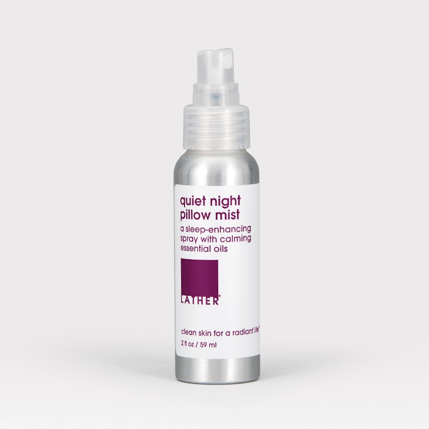 LATHER® Quiet Night Pillow Mist™