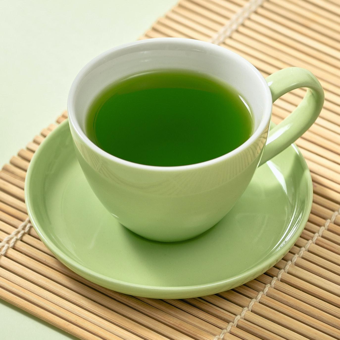 diy natural skin care toner green tea
