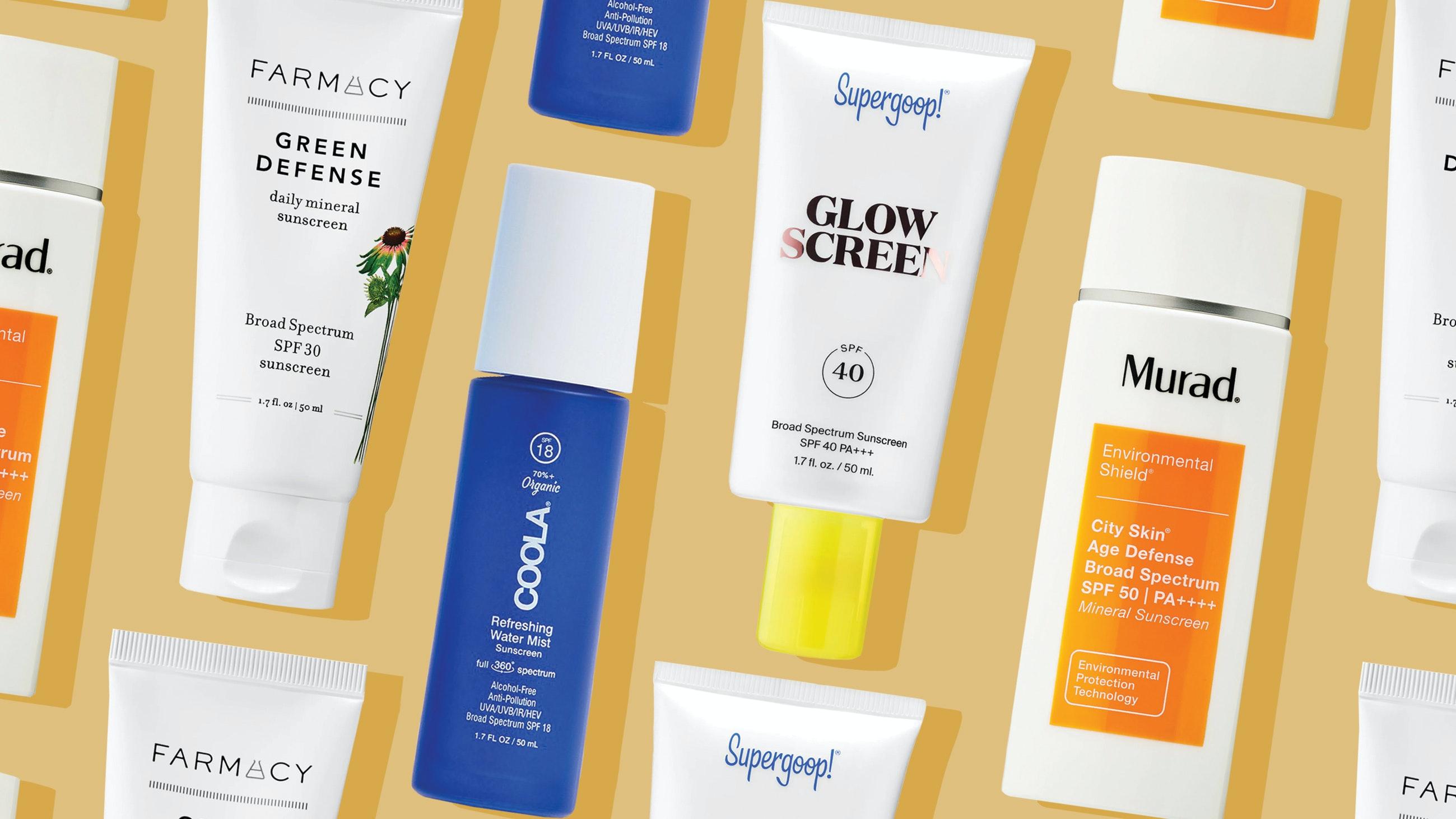 best blue light blocking sunscreen to wear indoors