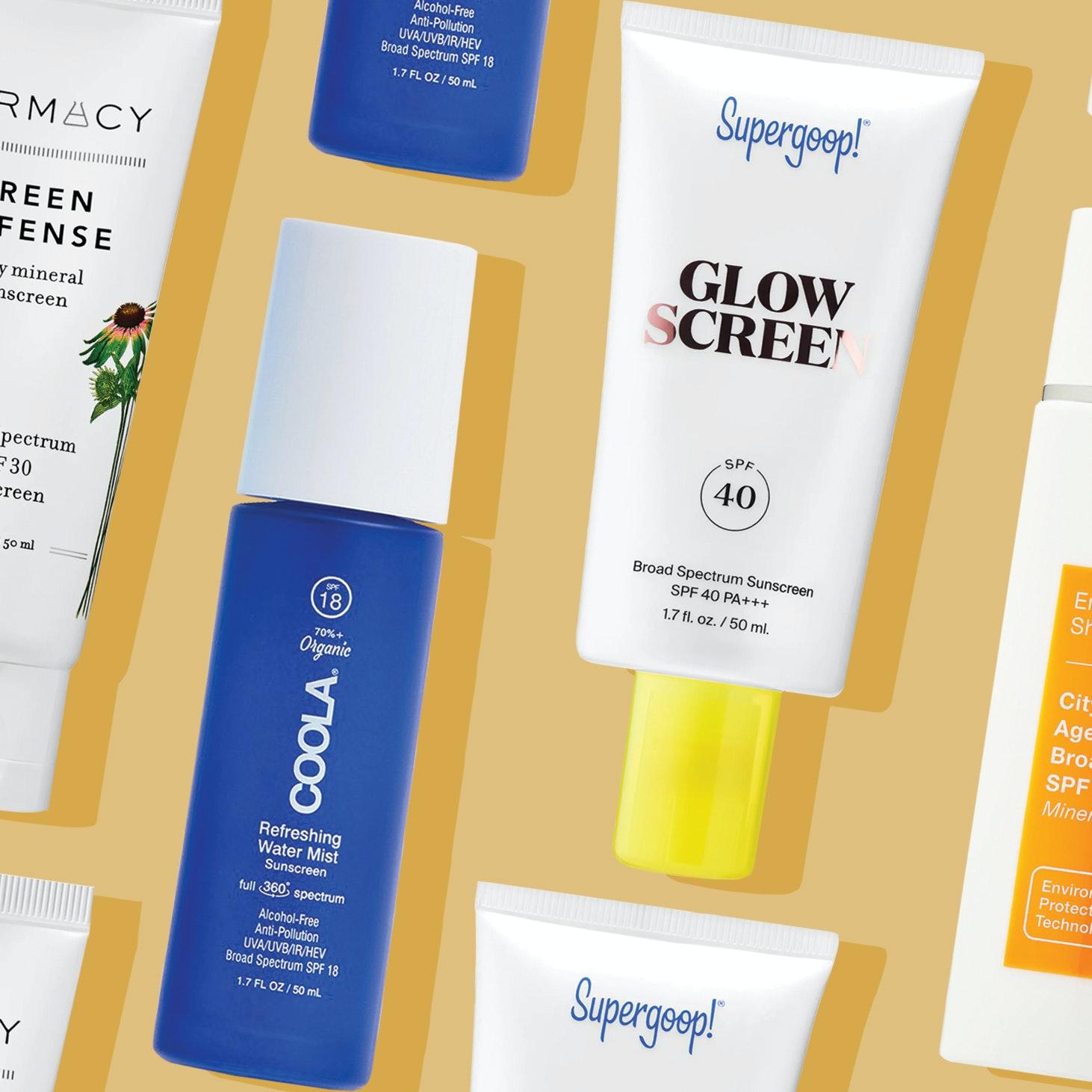 7 Sunscreens to Wear Indoors (Yep, You Still Need SPF!)