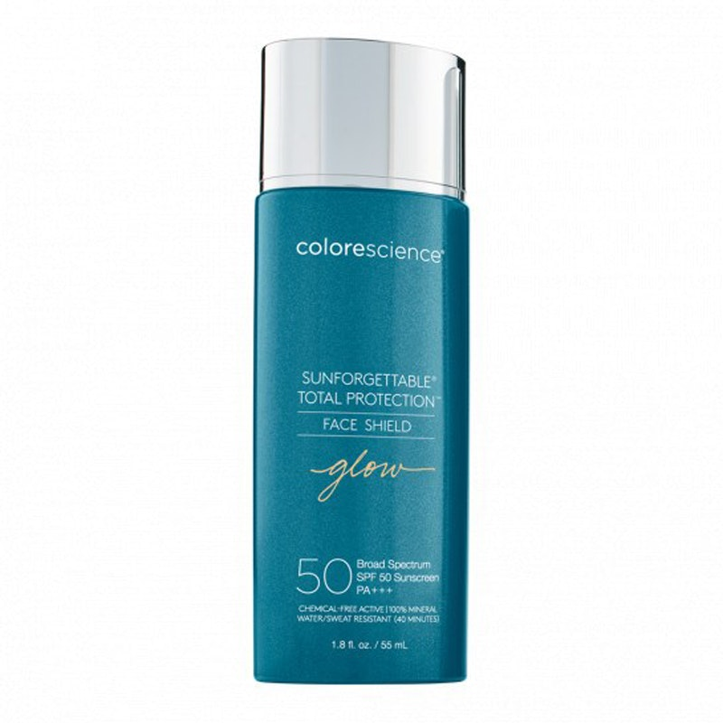 Colorescience® Sunforgettable® Total Protection Face Shield SPF 50 PA+++, Bronze