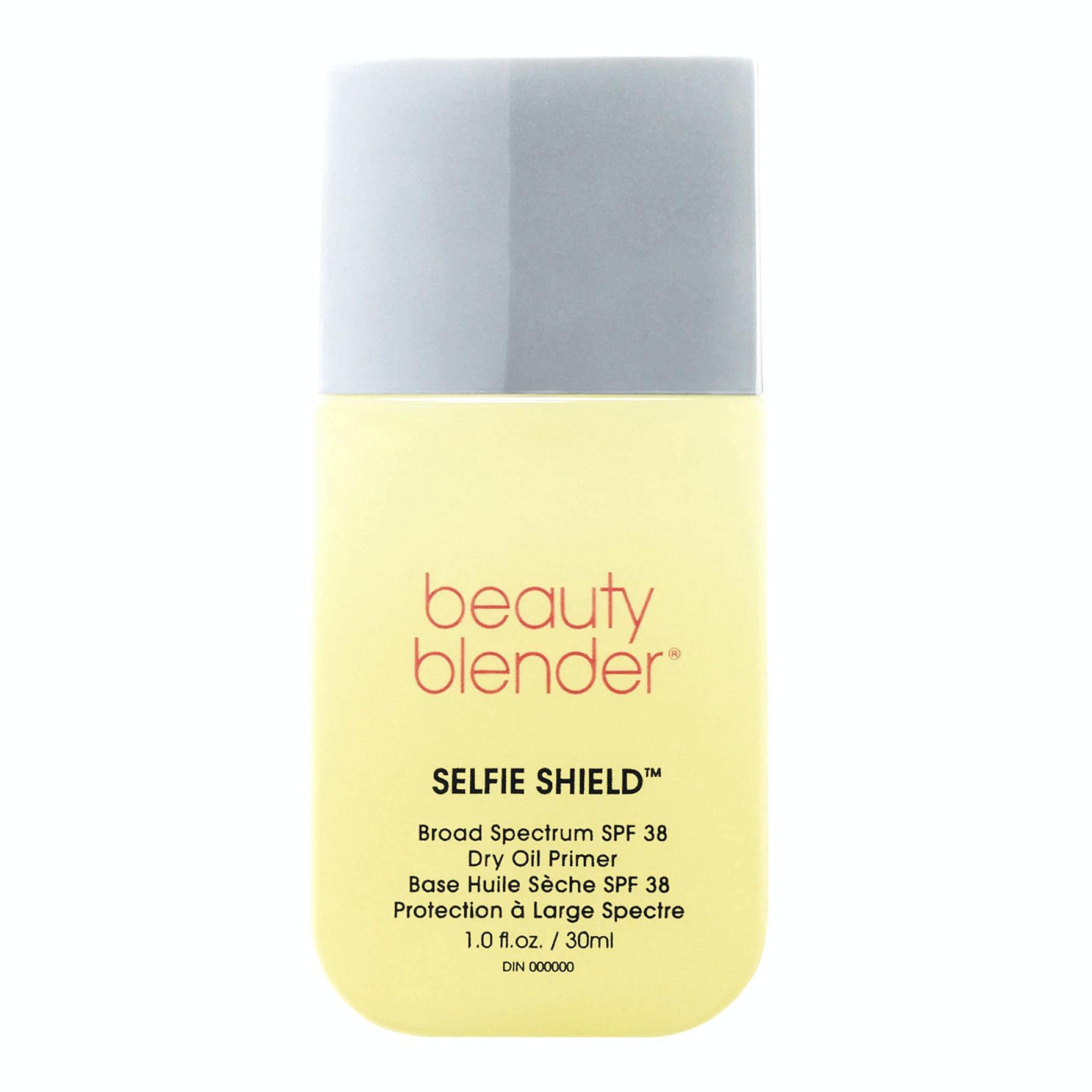 Beautyblender® Selfie Shield™ Broad Spectrum SPF 38 Dry Oil Primer