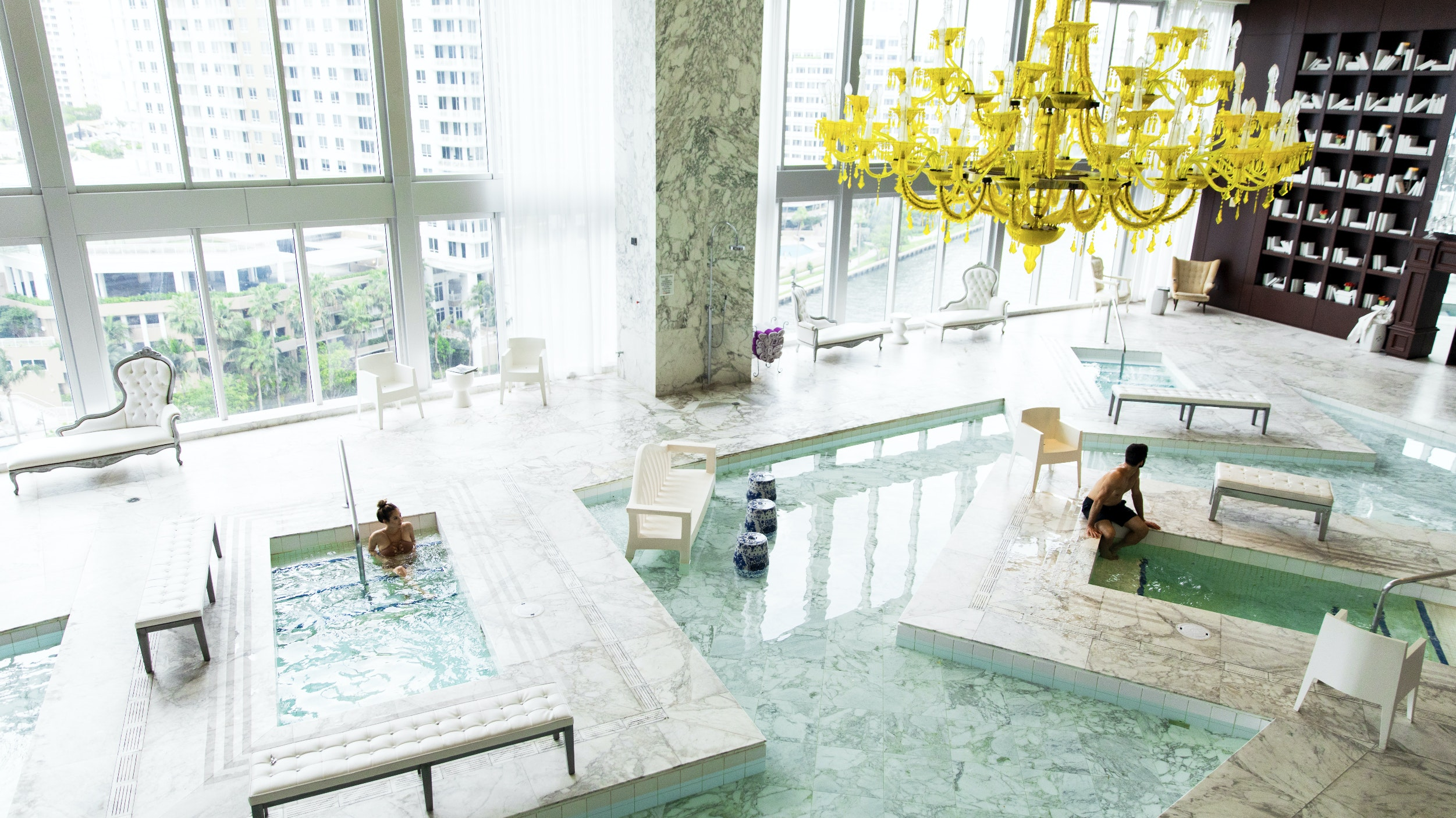 best spas in miami IconBrickell Spa at W Hotels Miami