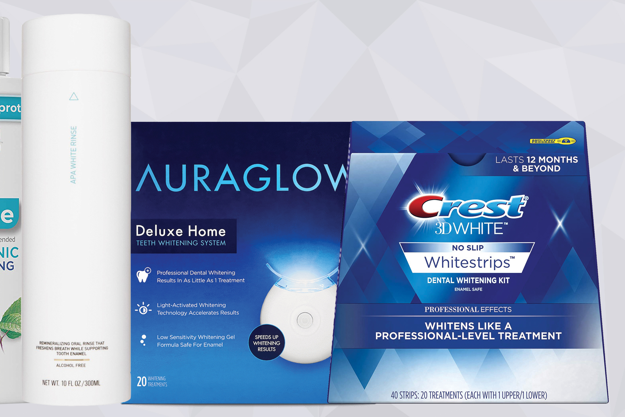 9 Easy At Home Products For Whiter Teeth