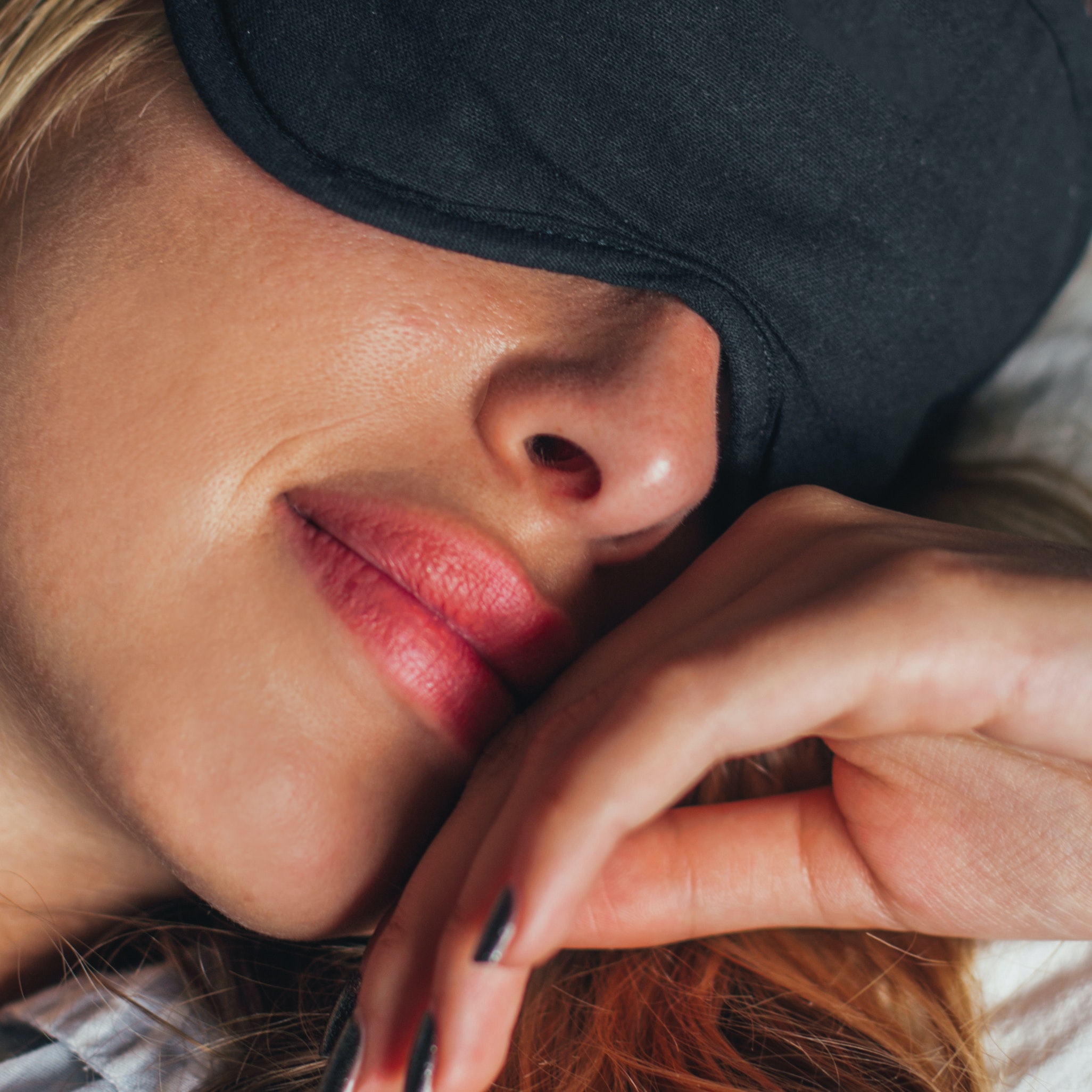 Exercise, Sleep Masks & Other Surprising Things That Can Lead to Wrinkles