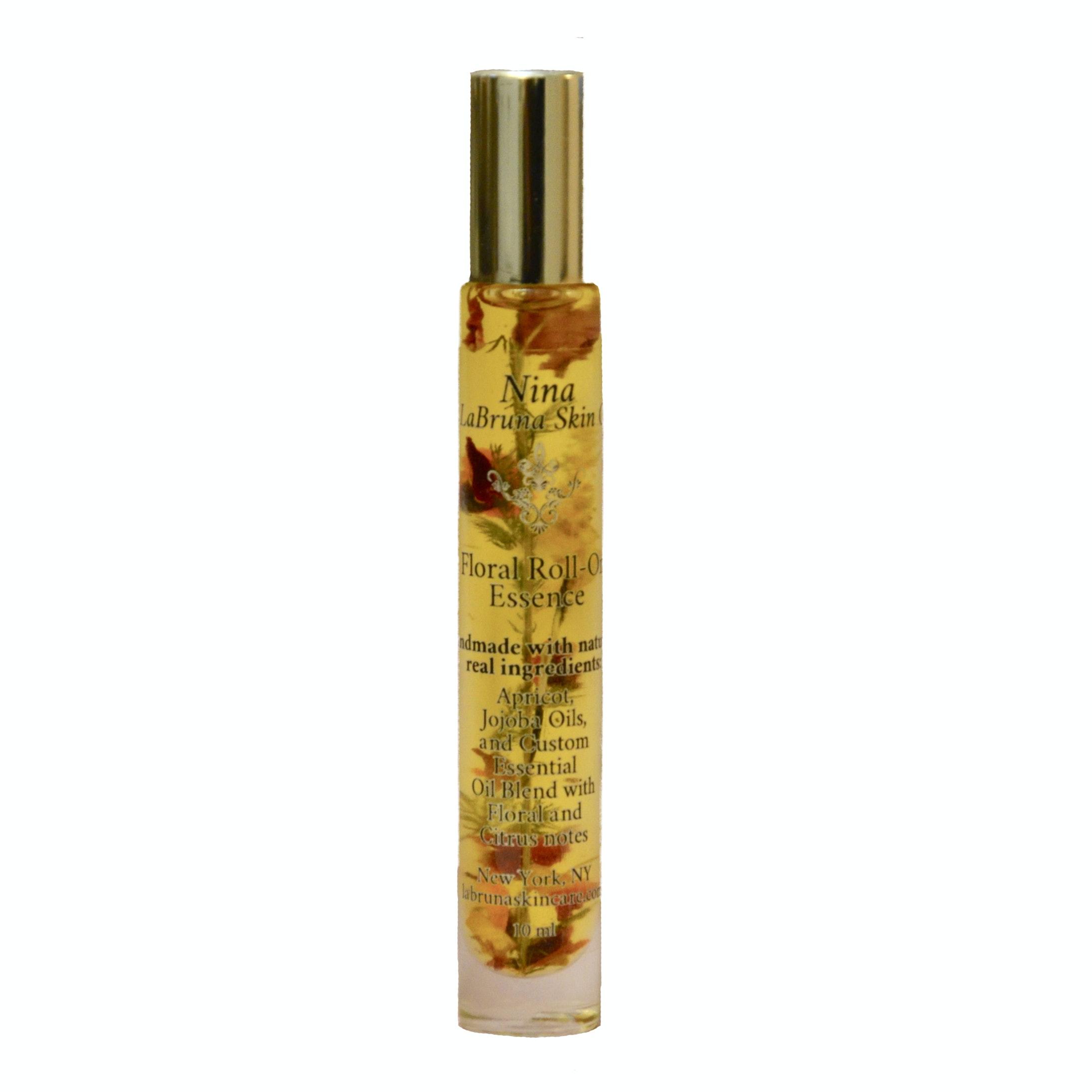 LaBruna™ Skincare Floral Roll-on Essence