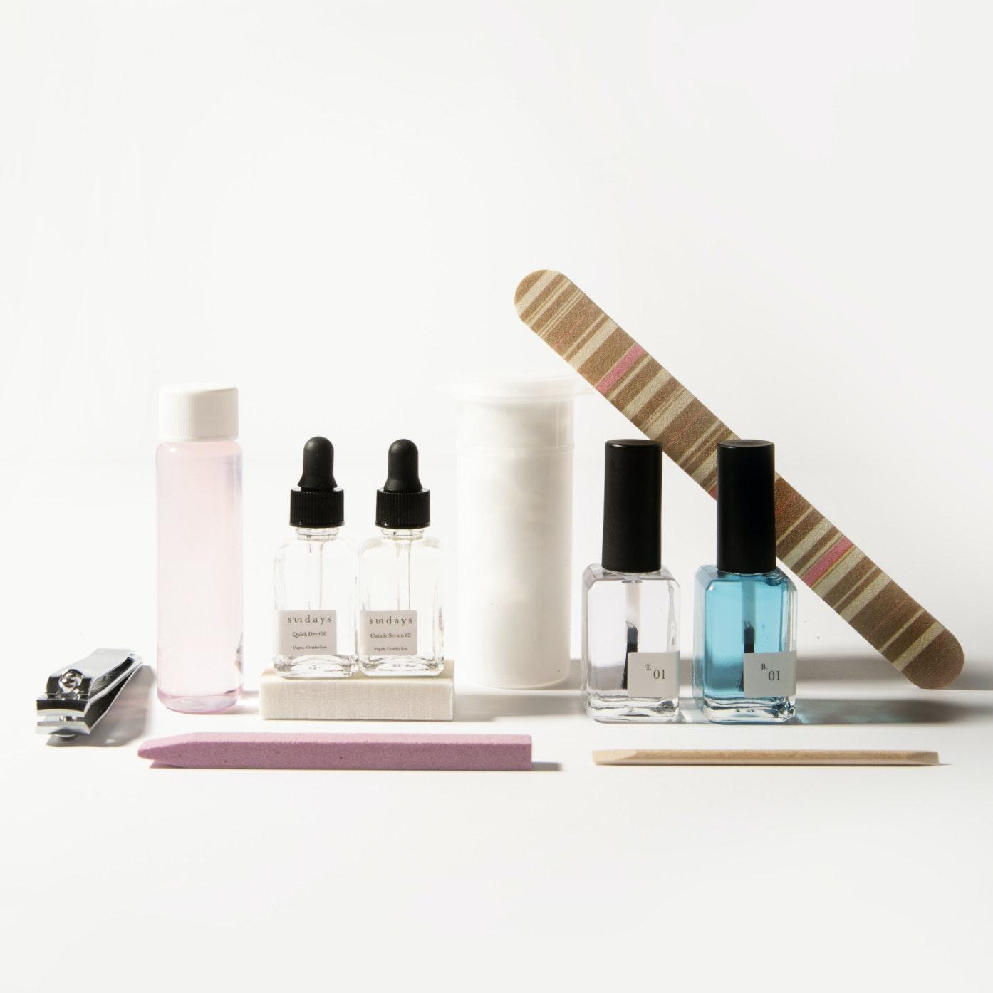Sundays Studio℠ Manicure Kit