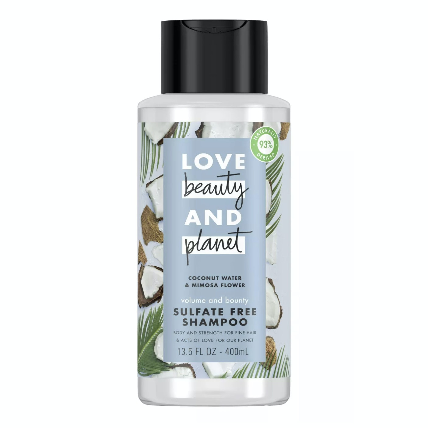 Love, Beauty and Planet® Concentrated Shampoo