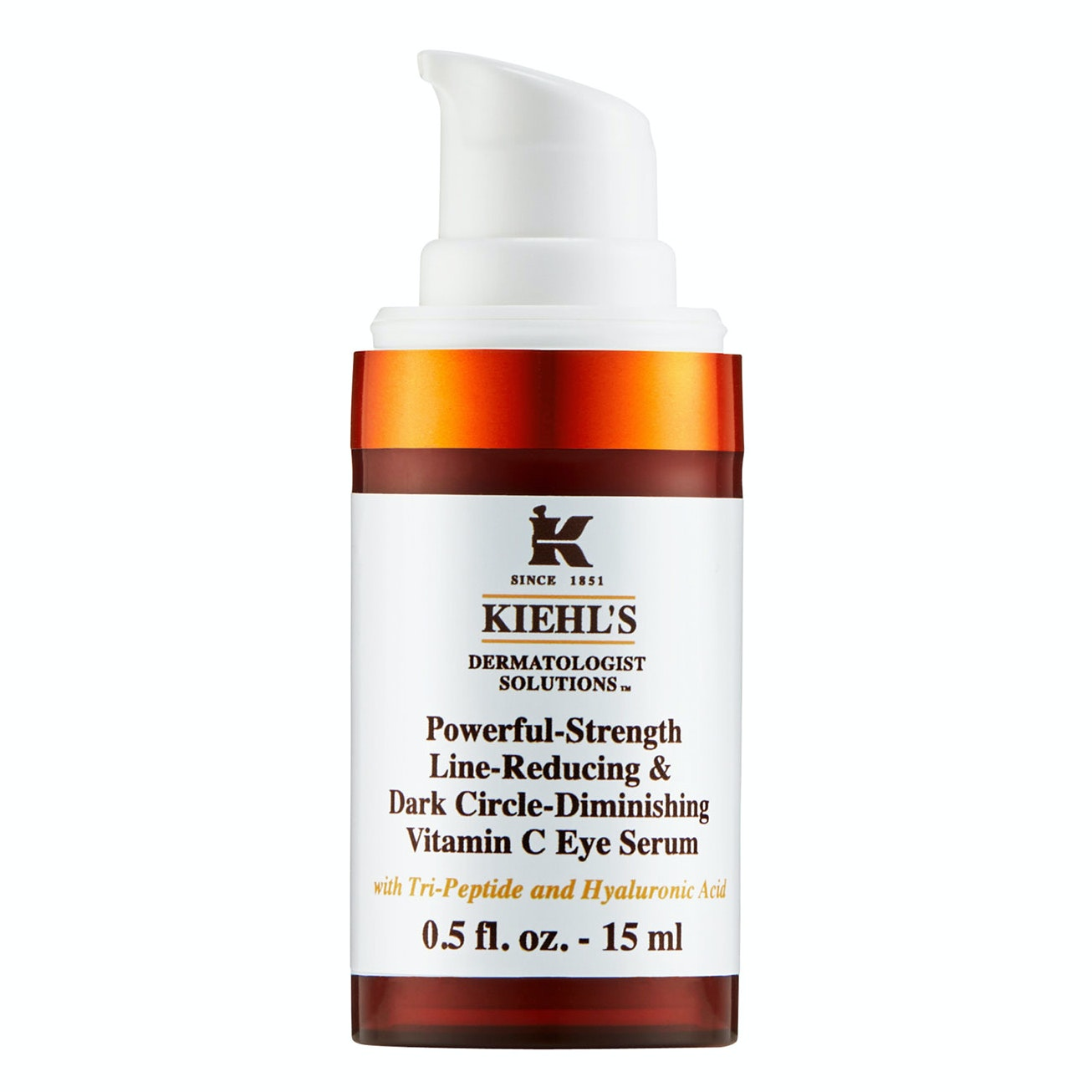 Kiehl's® Powerful-Strength Line-Reducing & Dark Circle-Diminishing Vitamin C Eye Serum
