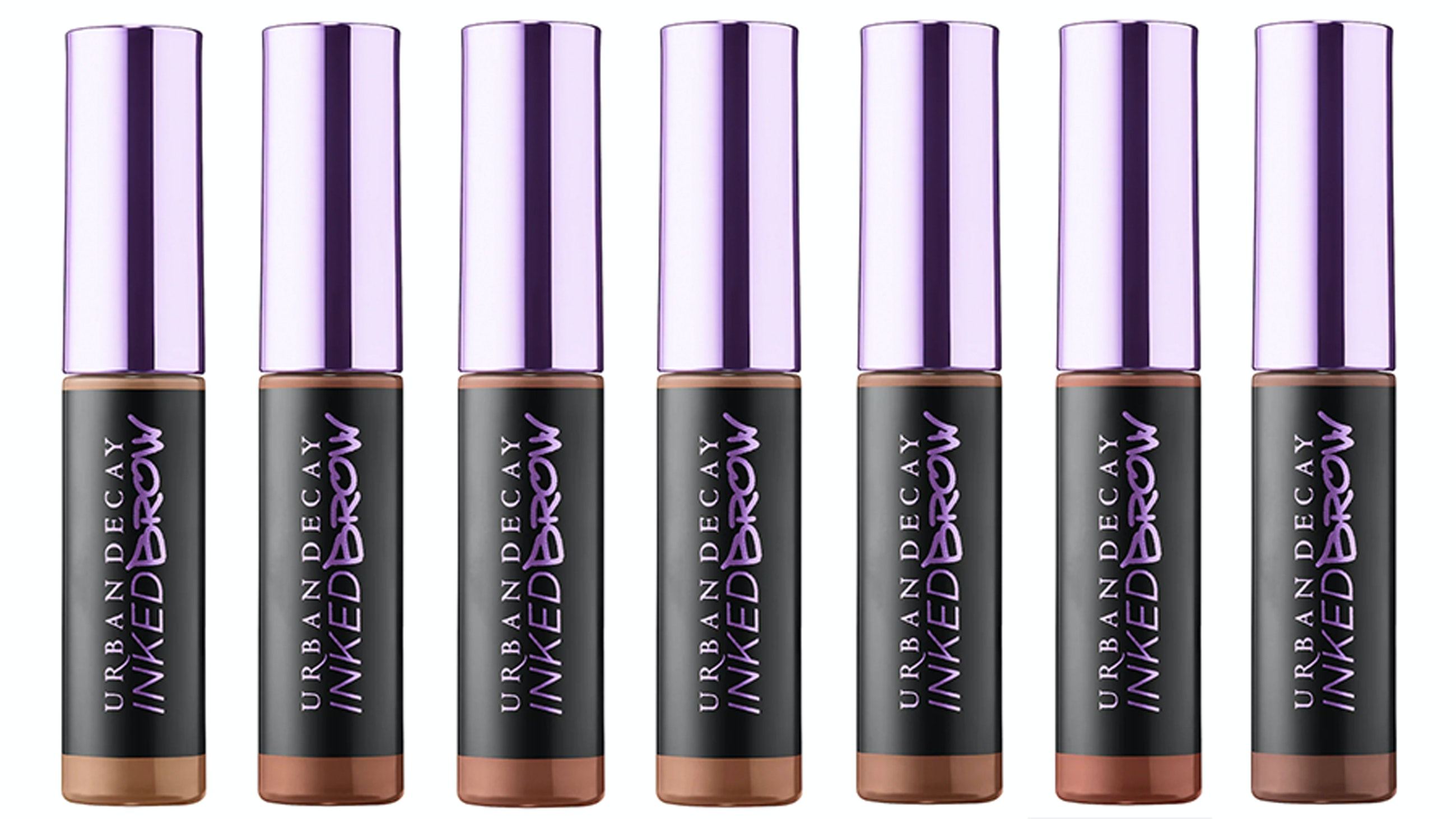 Urban Decay Inked Brow Gel review