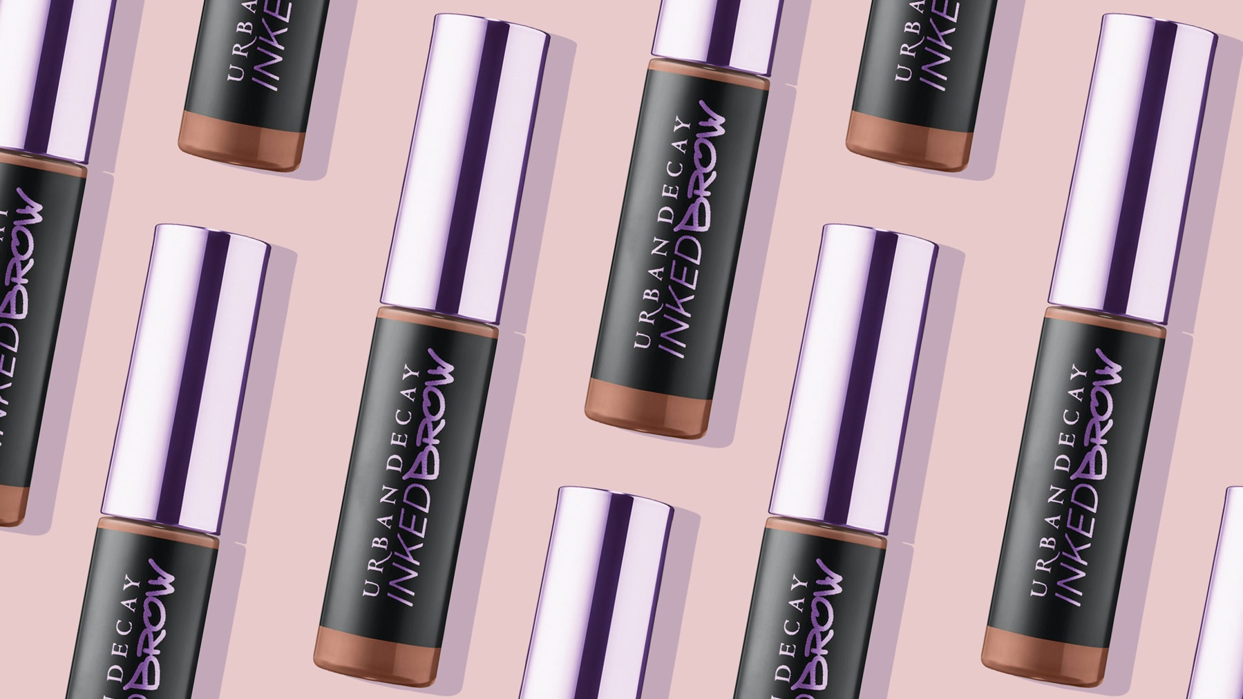 Urban Decay Inked Eyebrow Gel Review