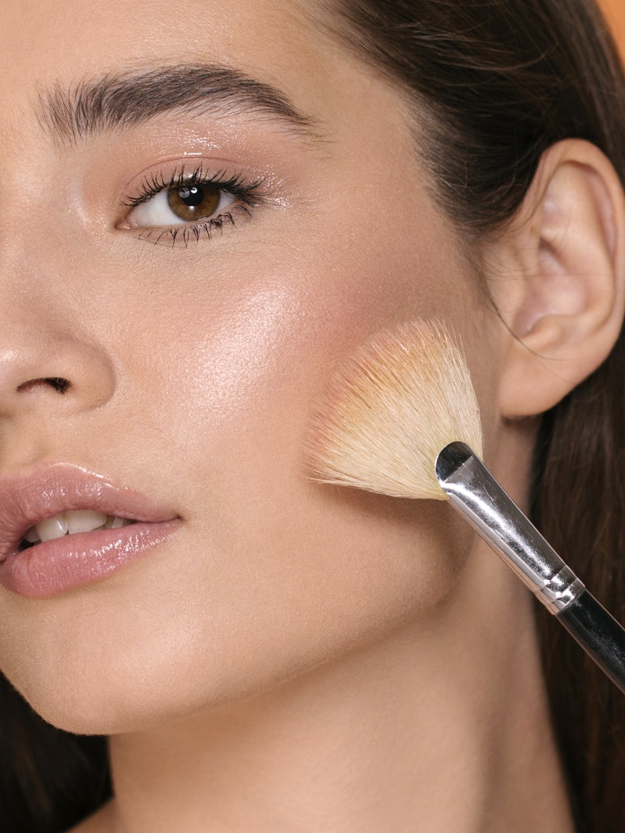 Zoom Zoom Video Conference Beauty Tip: contour makeup