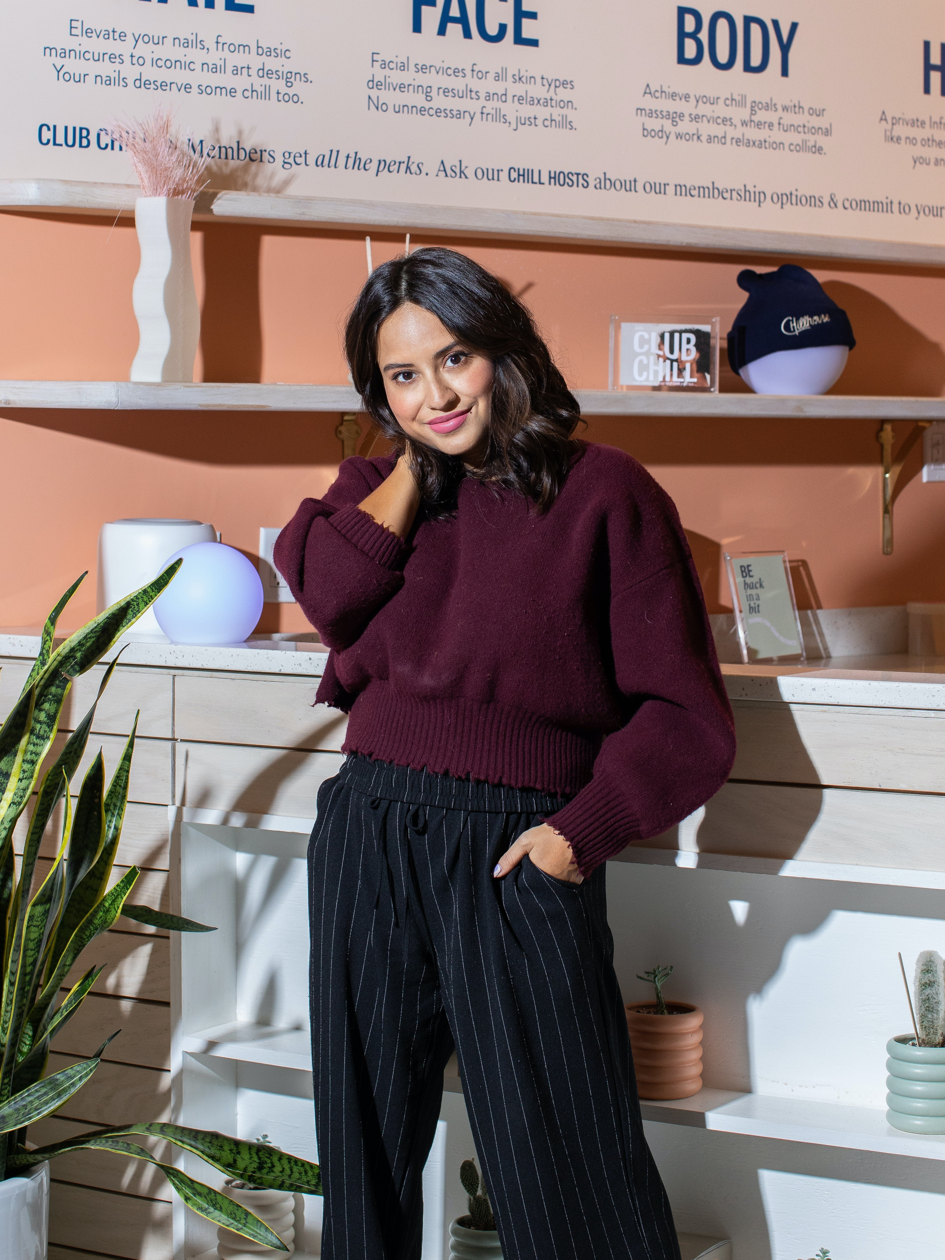 How Chillhouse Founder Cyndi Ramirez-Fulton Went From Building Bars to Launching Super Chill Spas