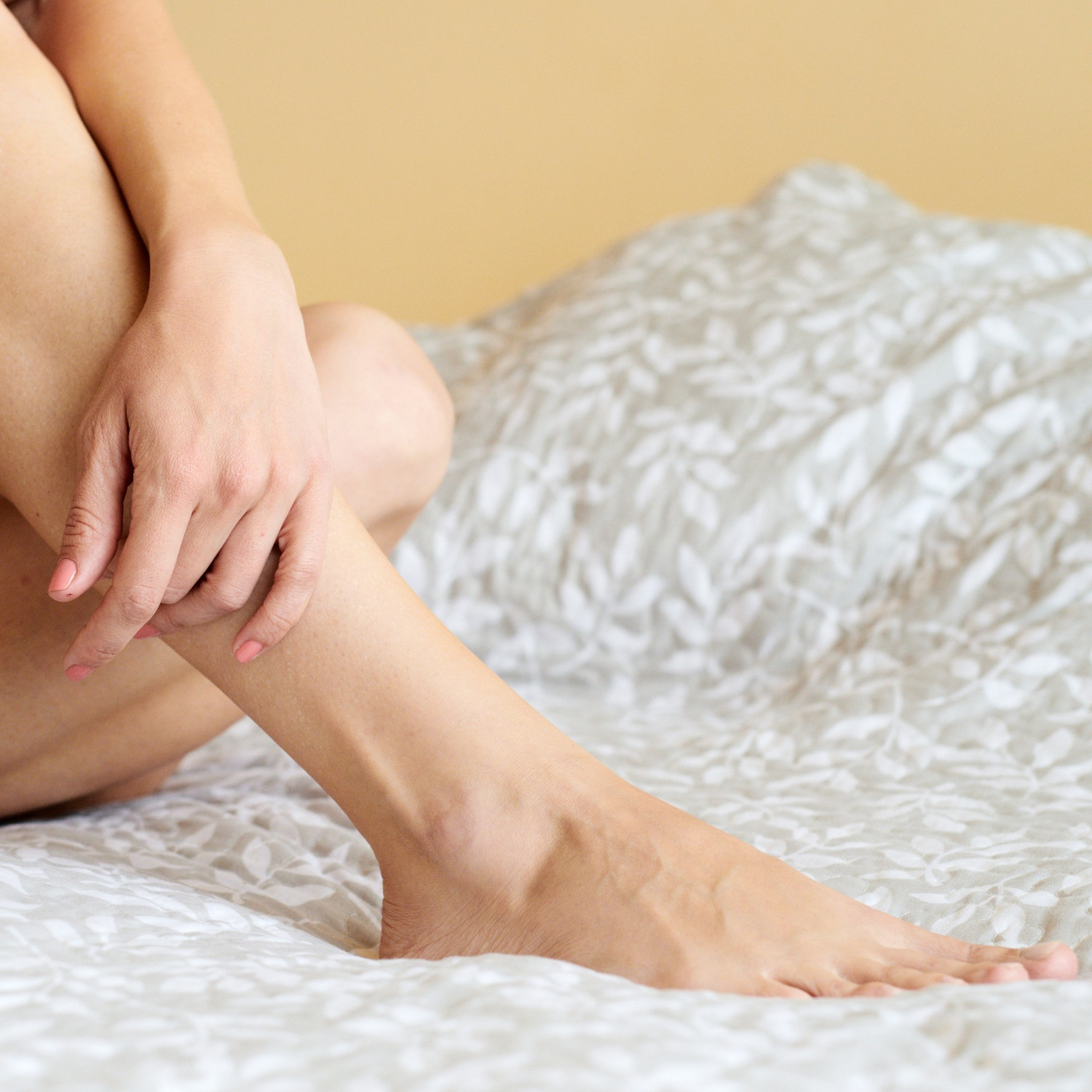Foot Peels Are the Easiest Way to Get Softer Feet at Home