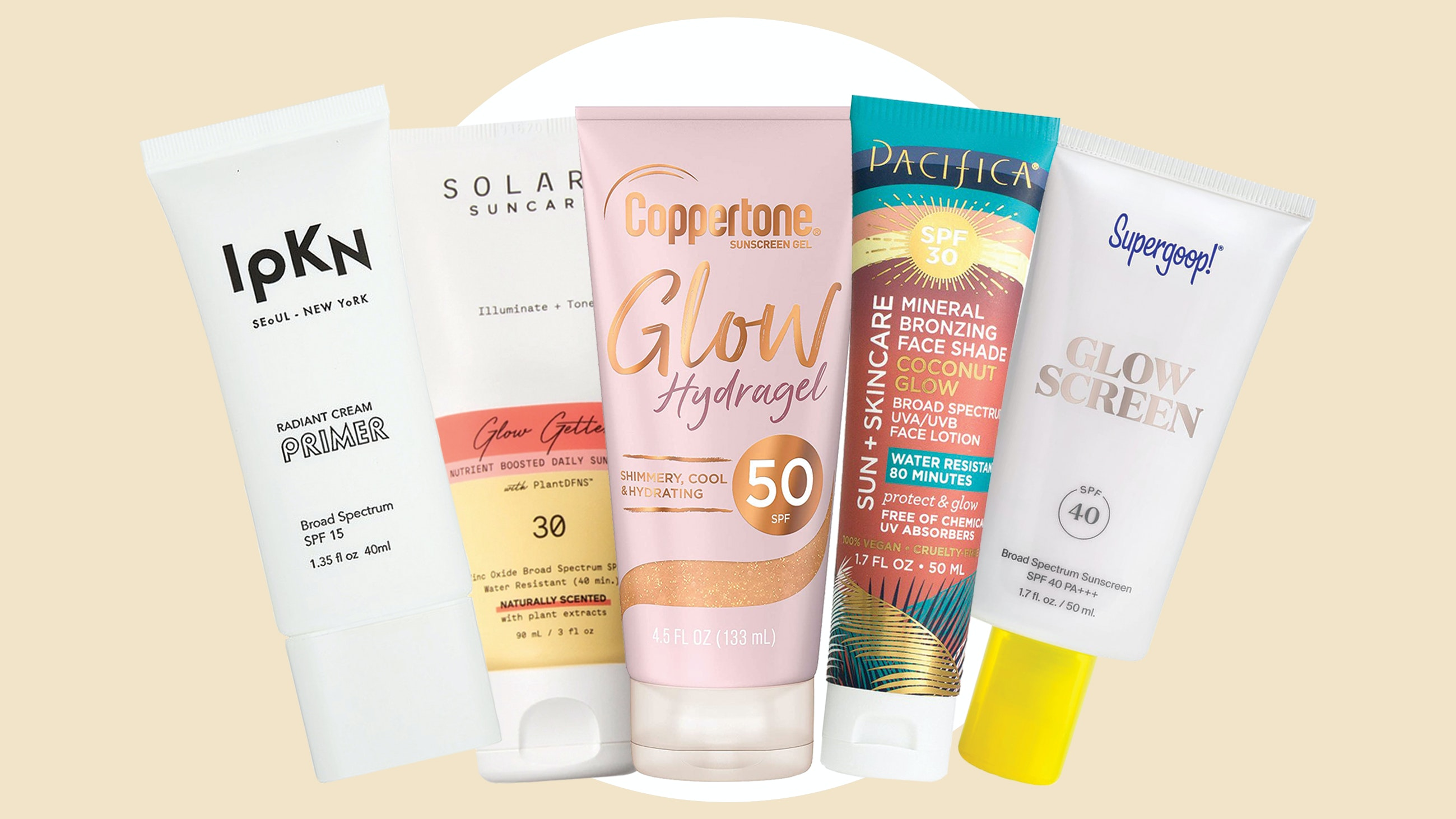 best SunscreensFor an Instant Radiance Boost