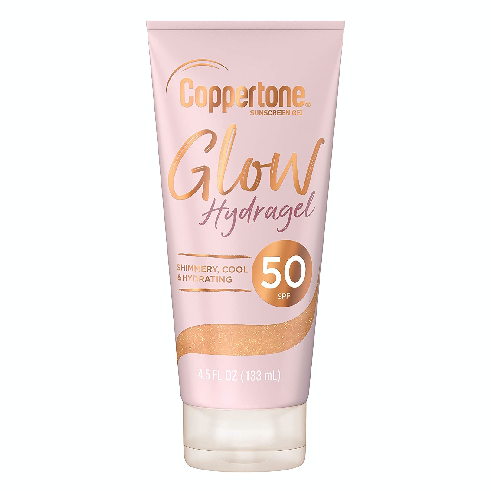 Coppertone® Glow Sunscreen Lotion With Shimmer SPF 50