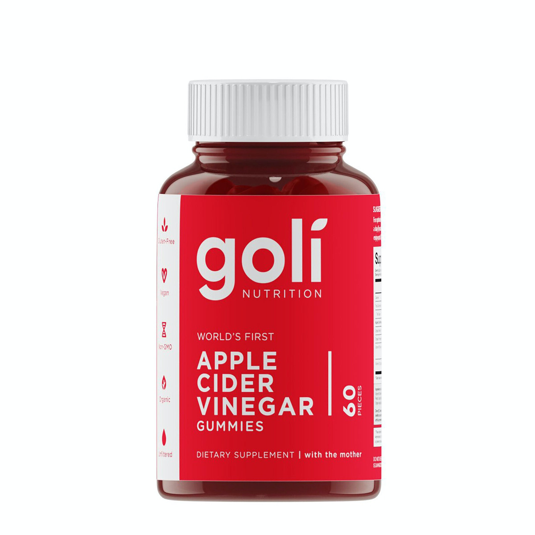 Goli Nutrition™ Apple Cider Vinegar Gummies