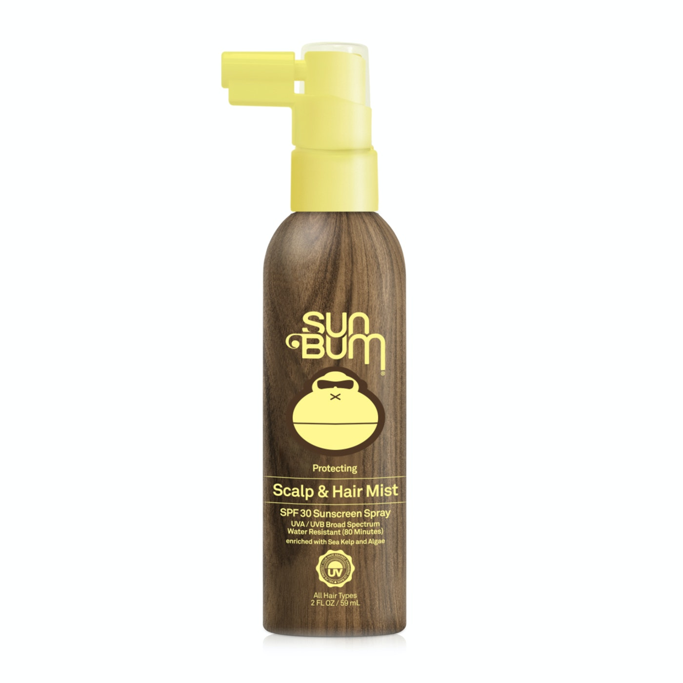 Sun Bum® Original SPF 30 Protecting Scalp & Hair Mist