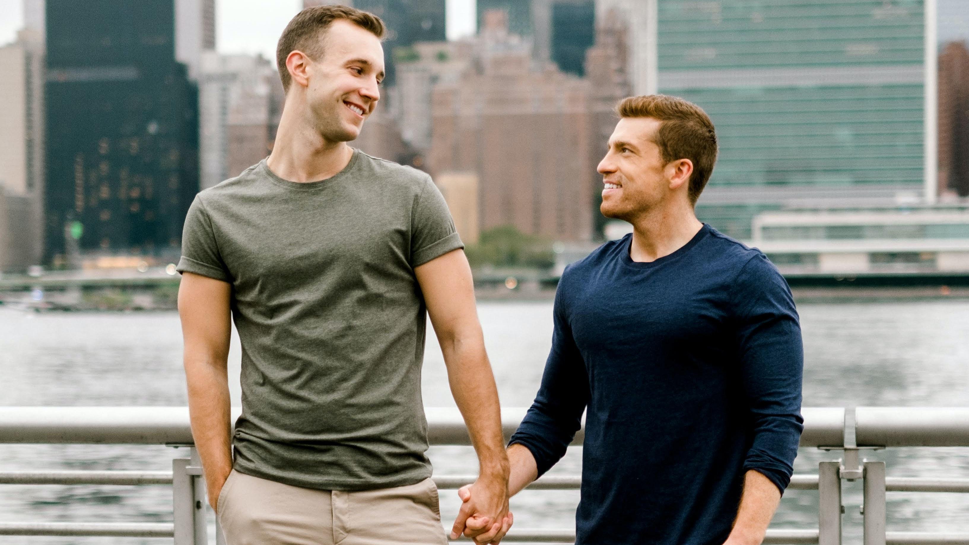 Brian Murray& Evan Real's Love Story & Regimens
