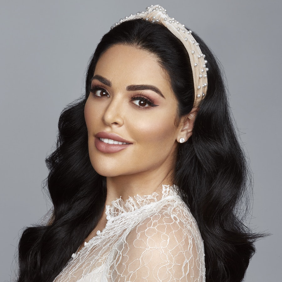 Beauty Entrepreneur Mona Kattan on Shattering the Myth of Perfection