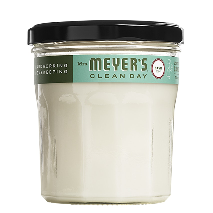 Mrs. Meyers® Basil Candle