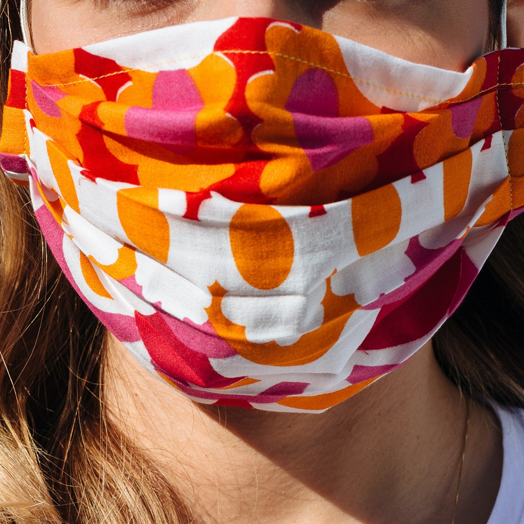 Derm-Recommended Tips For Keeping Your Skin Happy & Healthy Under a Face Mask