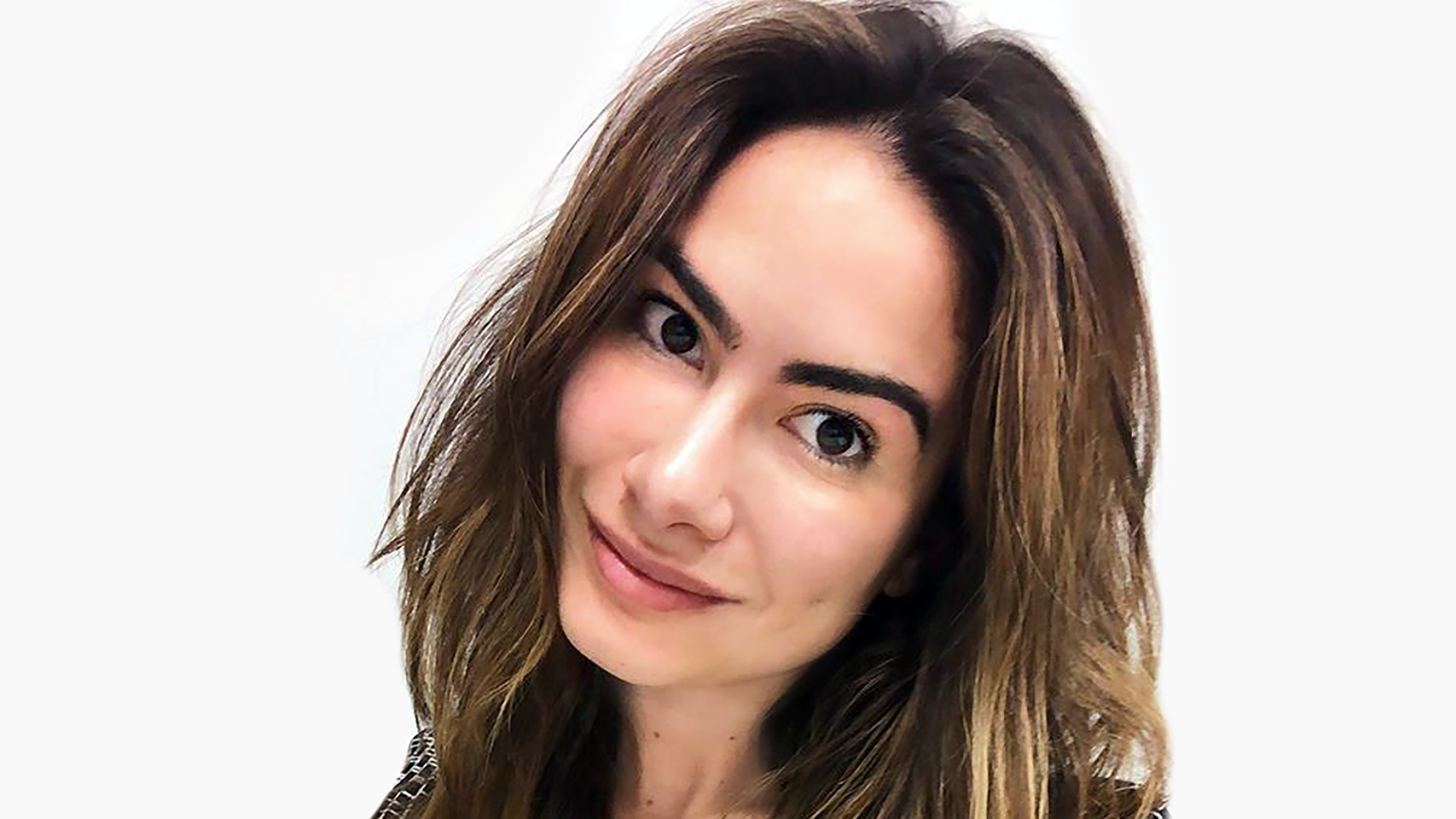Zoe Weiner smiling