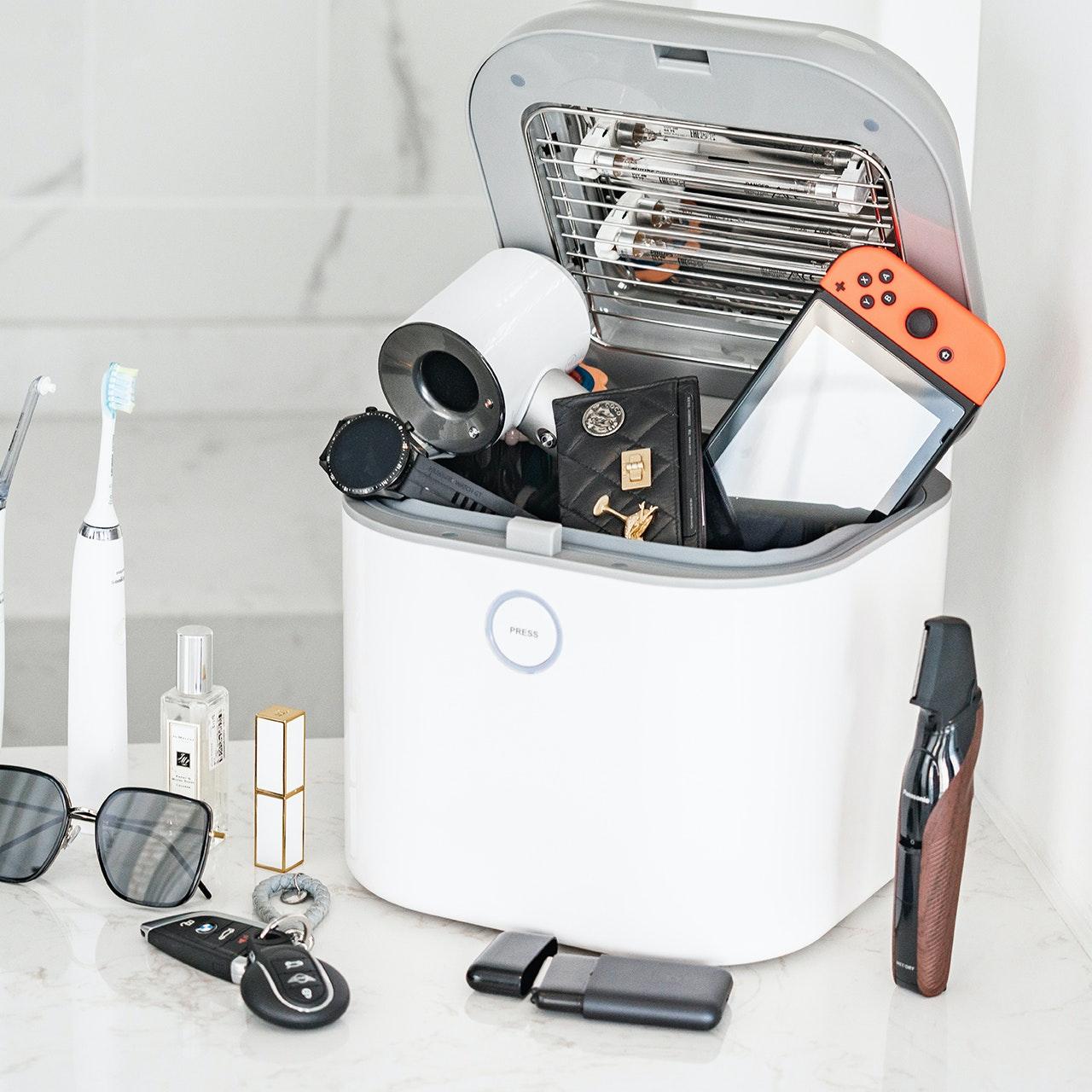 Coral UV® 3-in-1 at Home Sanitizer