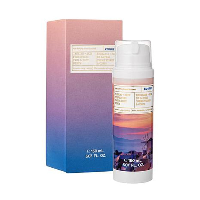 KORRES® Tanning + Skin Perfecting Face and Body Serum