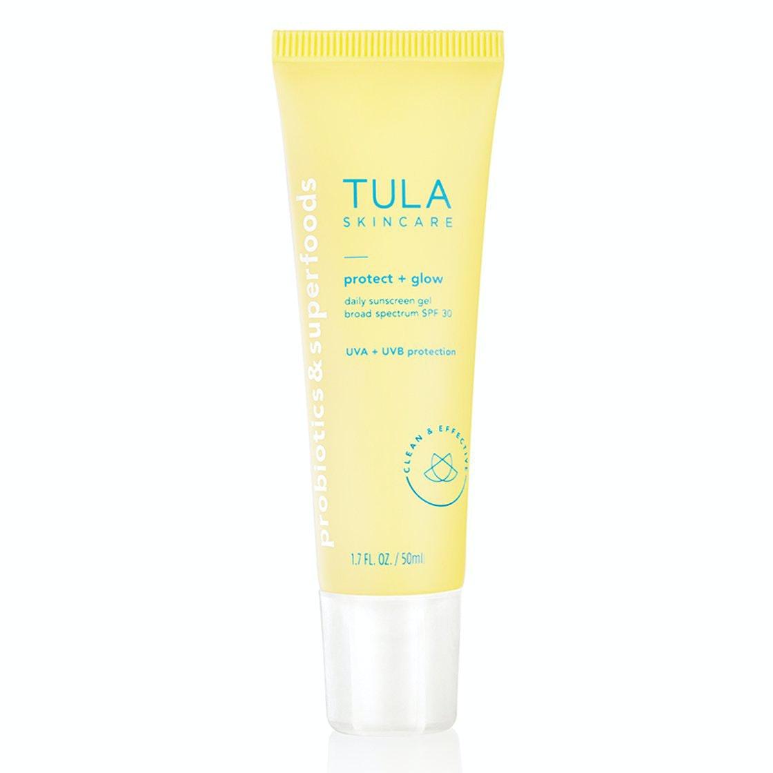 Tula® Protect + Glow Daily Sunscreen Gel