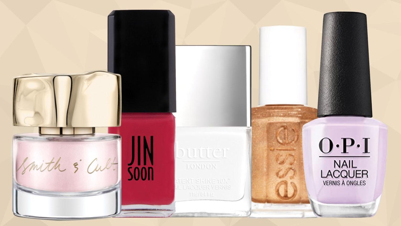 pedicure nail polish colors