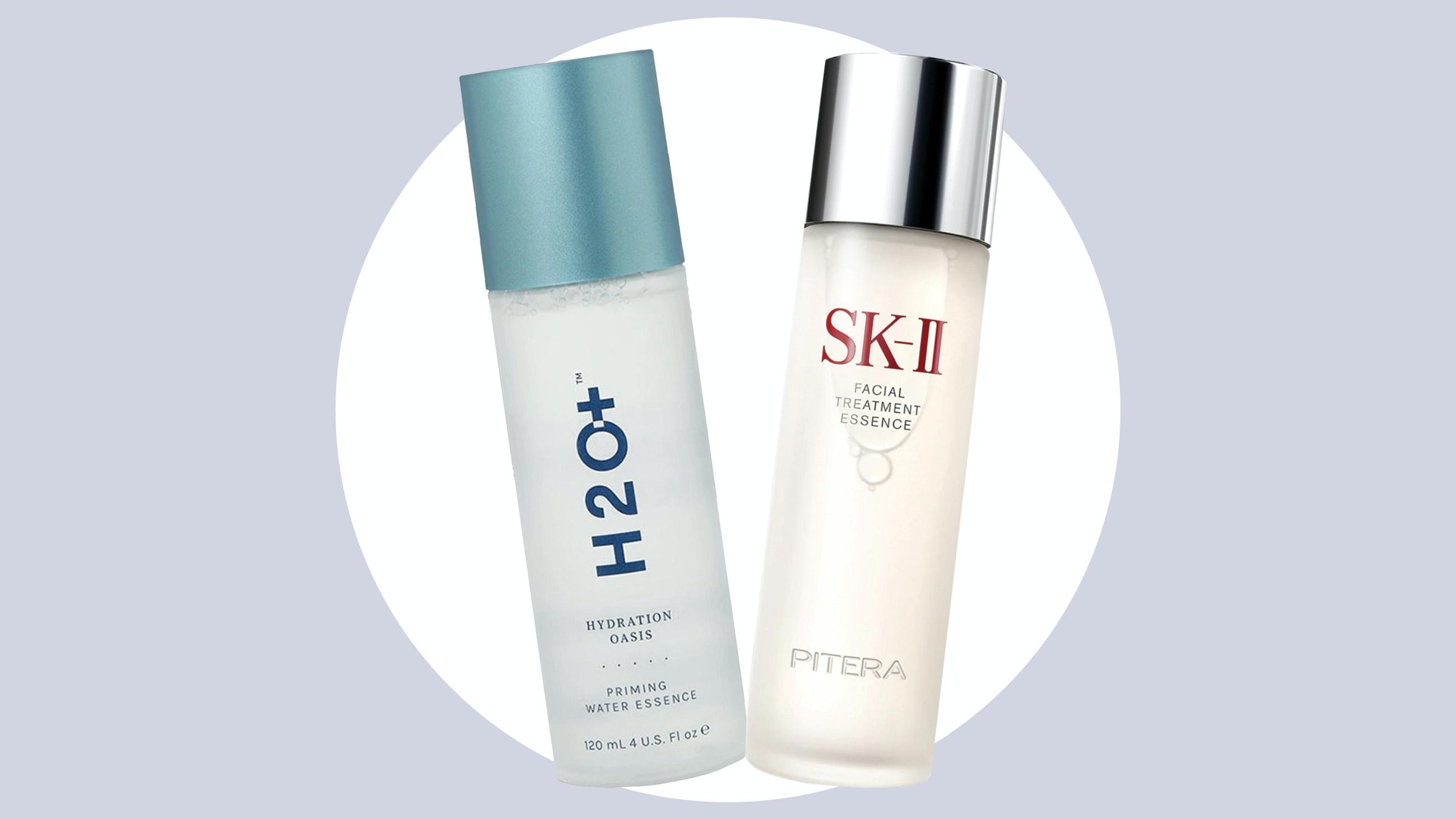 essence in skin care skii essence and h2O + essence