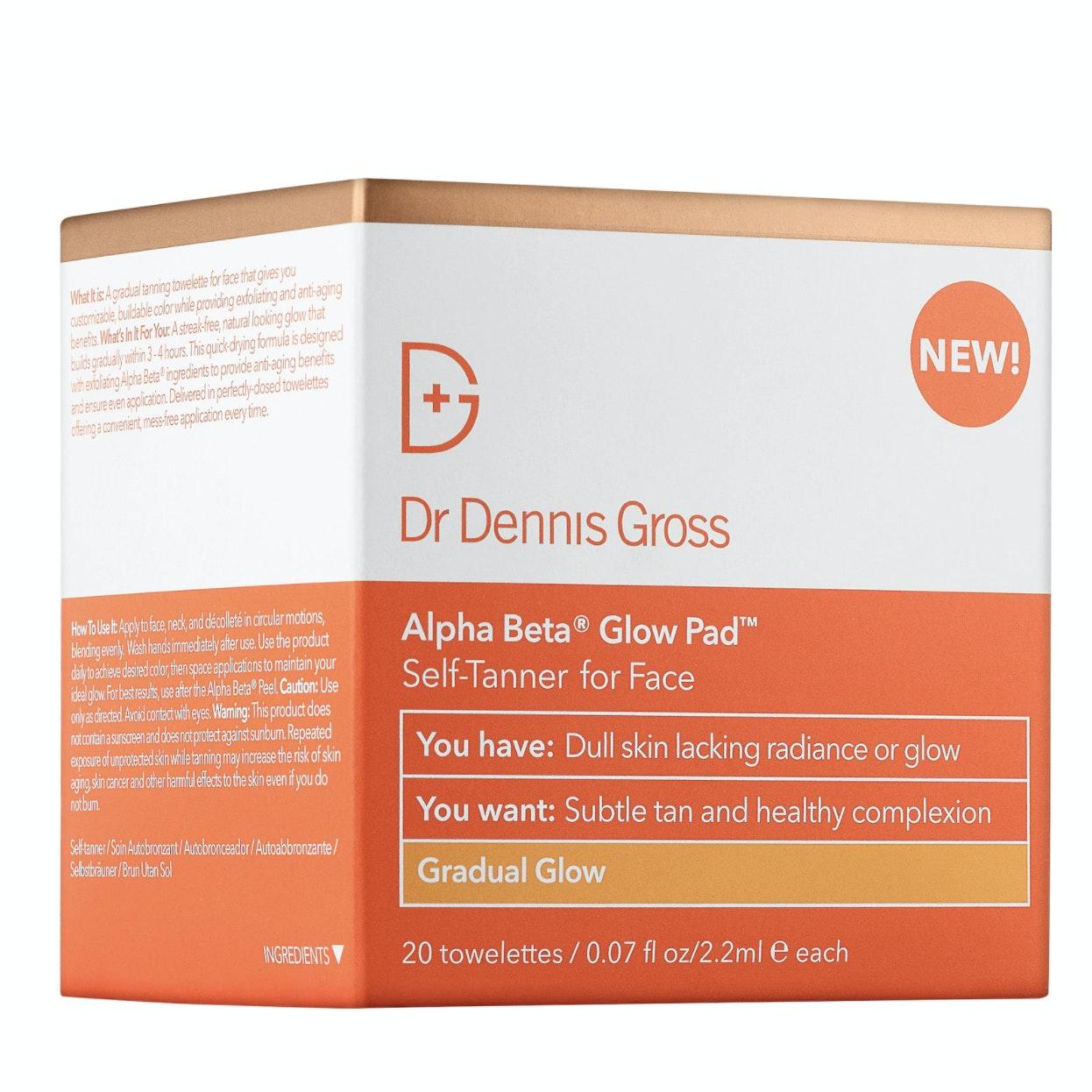 Dr. Dennis Gros®Alpha Beta® Glow Pad® Gradual Glow