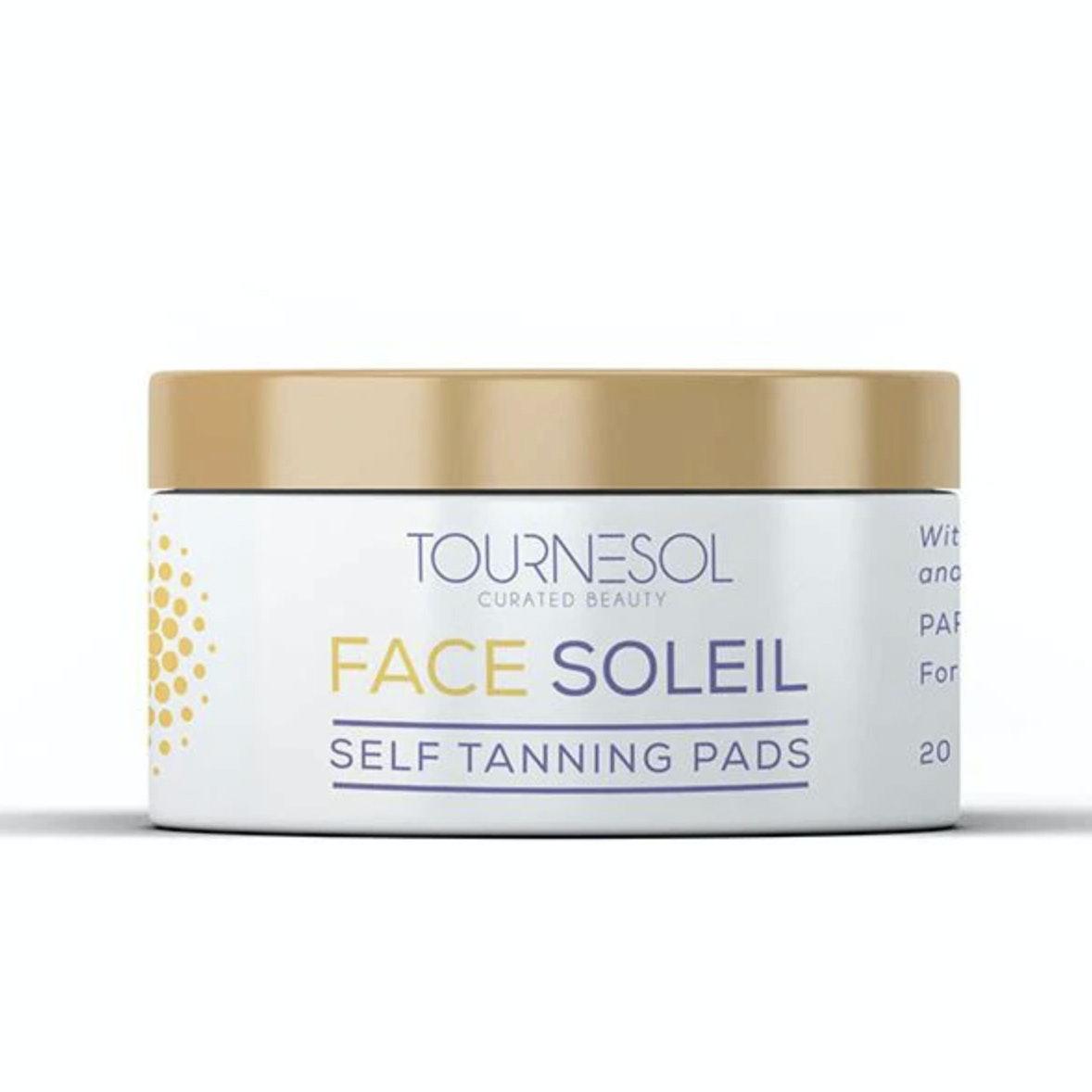 Tournesol® Face Soleil Self-Tanning Pads