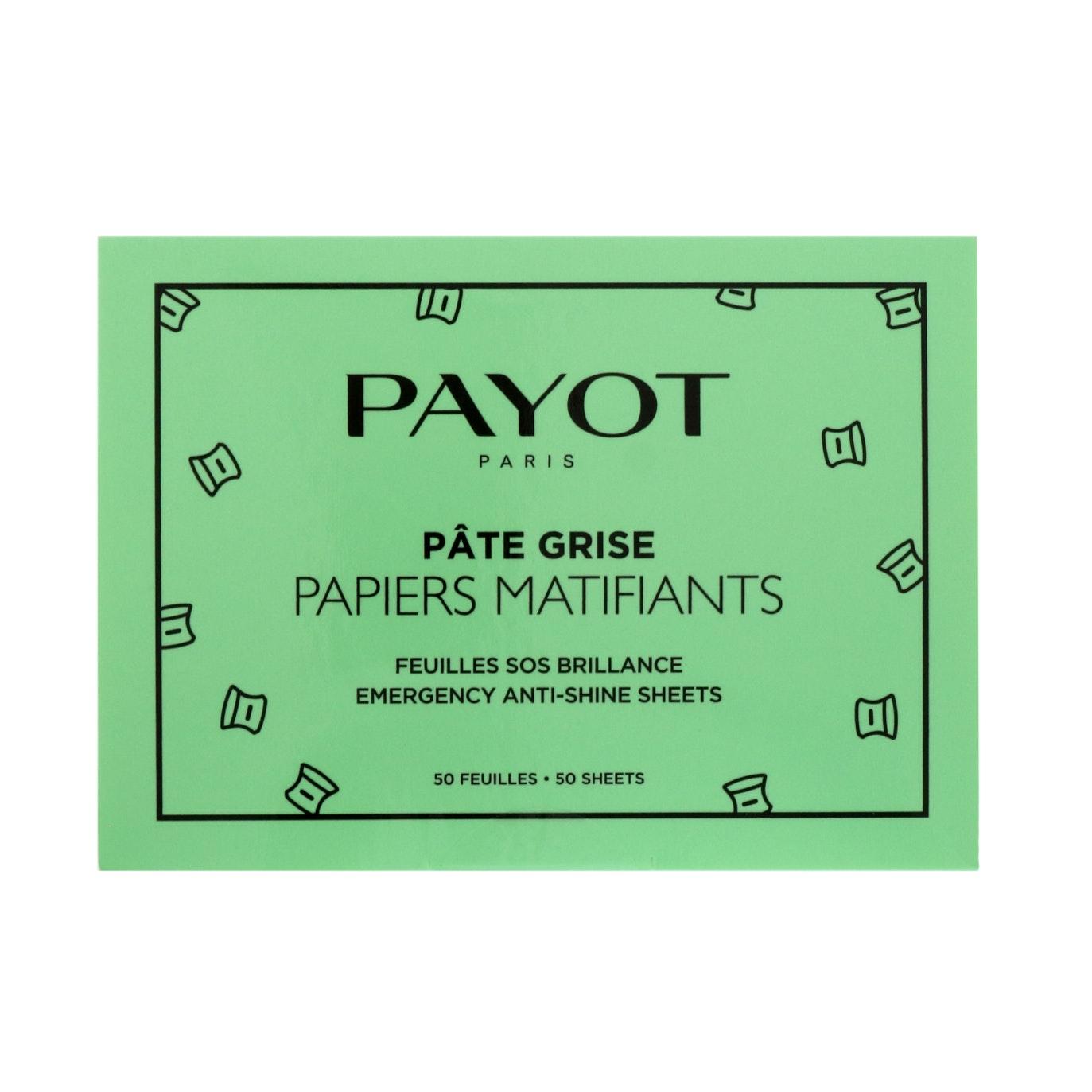 Payot® Pâte Gris Jour Papiers Matifiants Emergency Anti-Shine Sheets