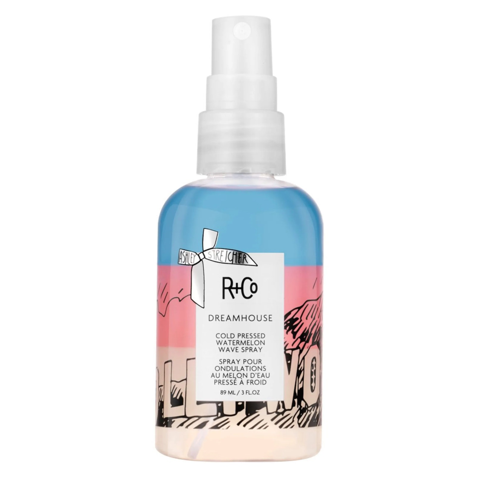 R+Co® DREAMHOUSE™ Cold-Pressed Watermelon Wave Spray