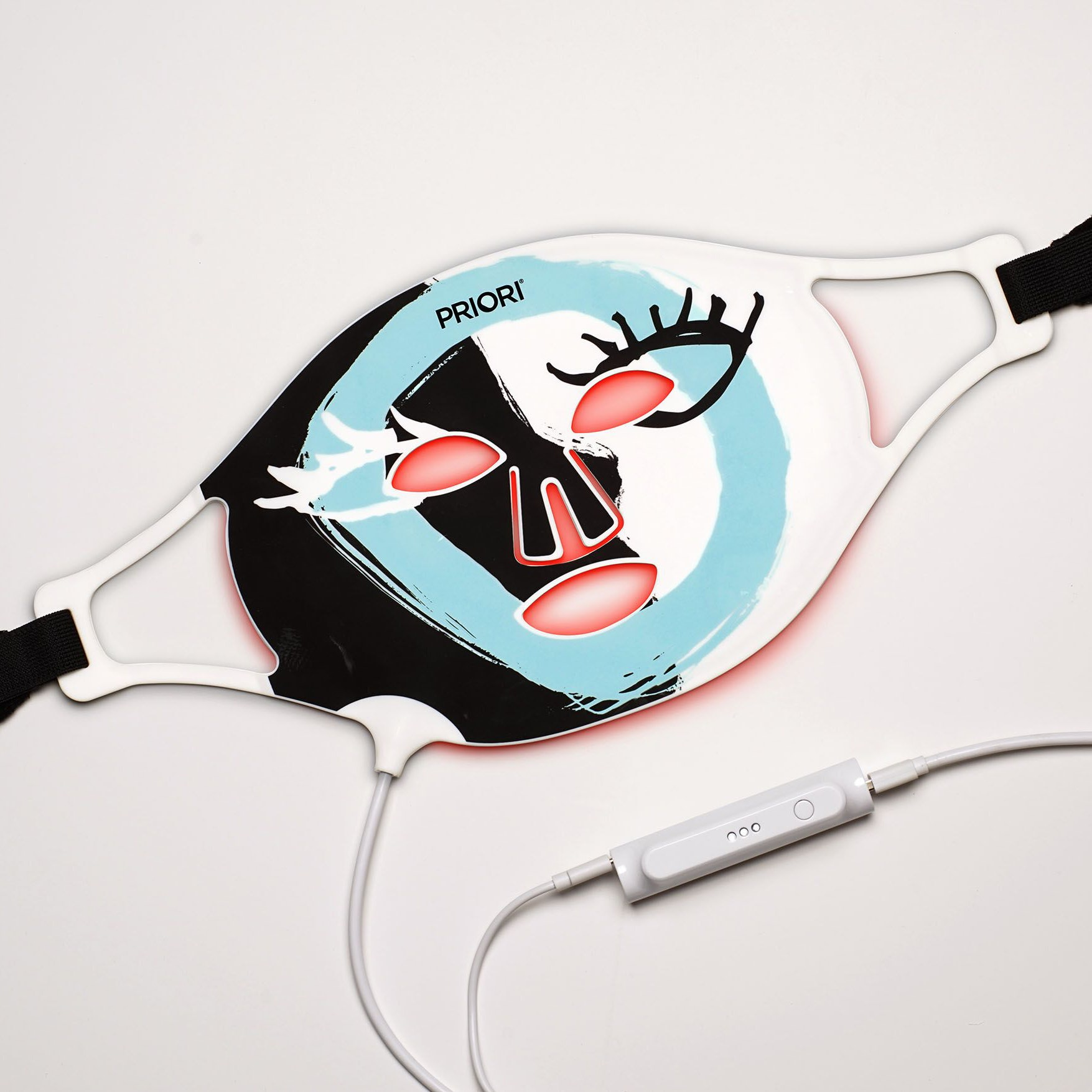 PRIORI® UNVEILED Flexible LED Light Therapy Mask