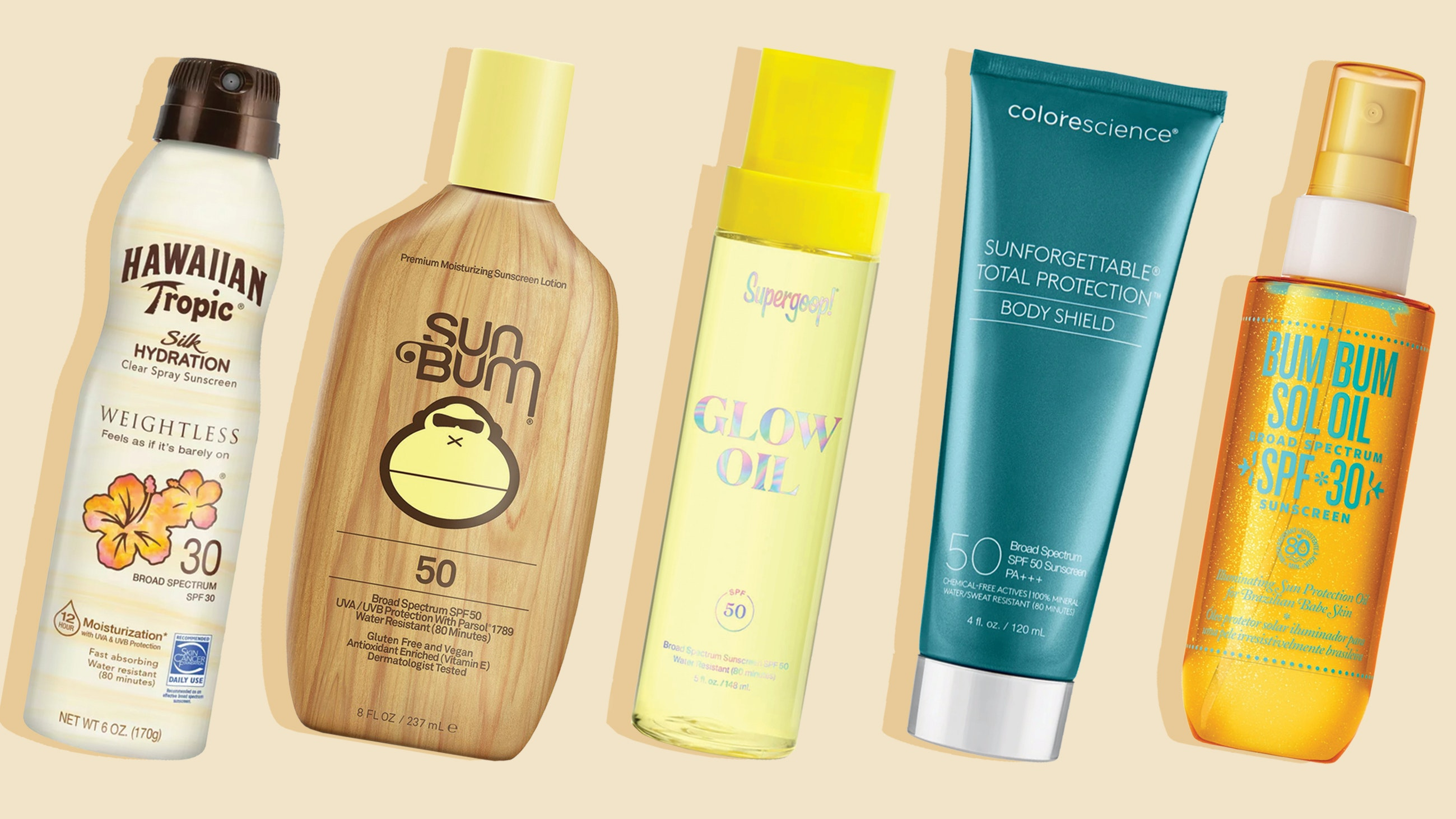 best Body Sunscreens Our Editors Swear By All Year Round | Spotlyte