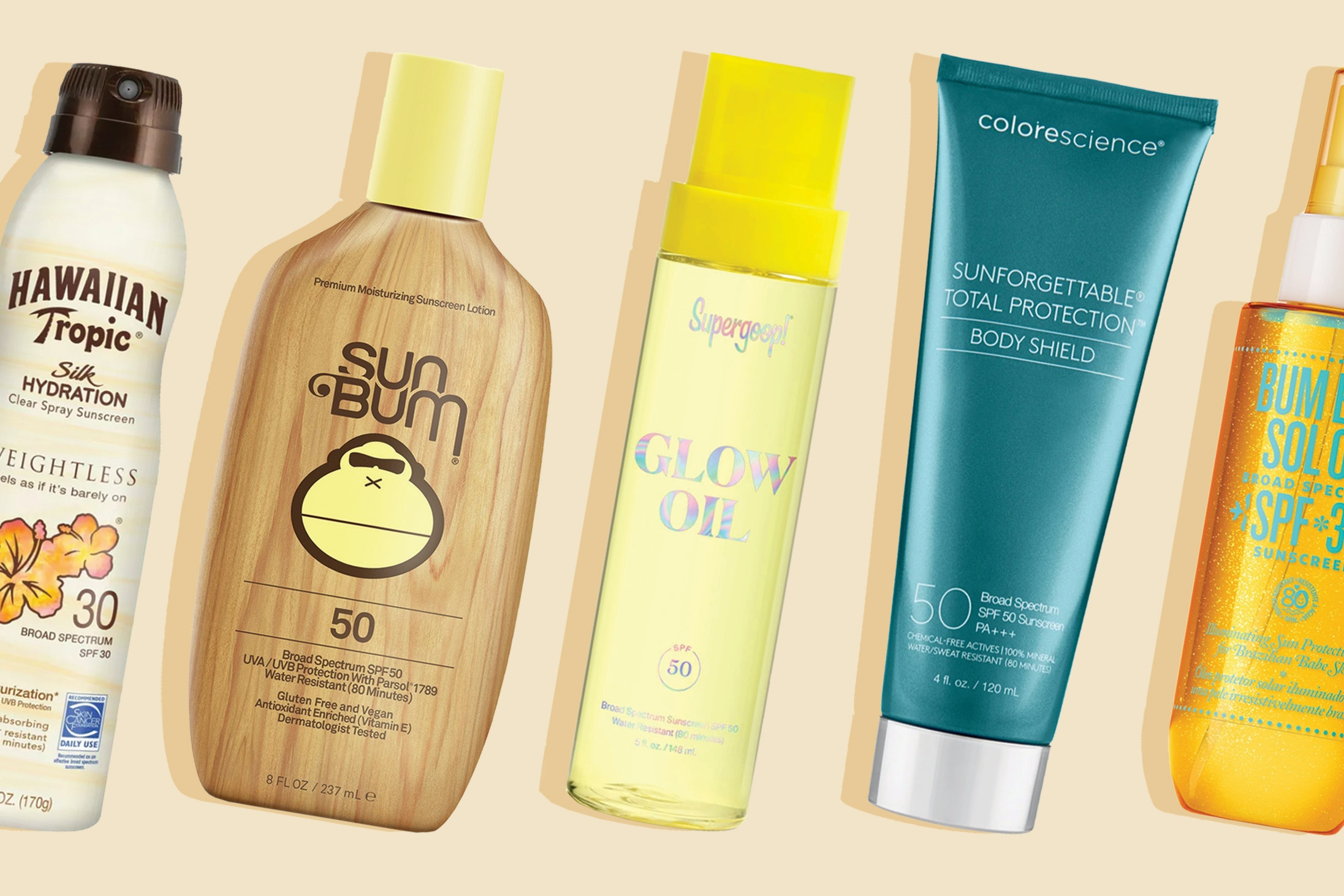 12 Body Sunscreens Our Editors Swear By All Year Round
