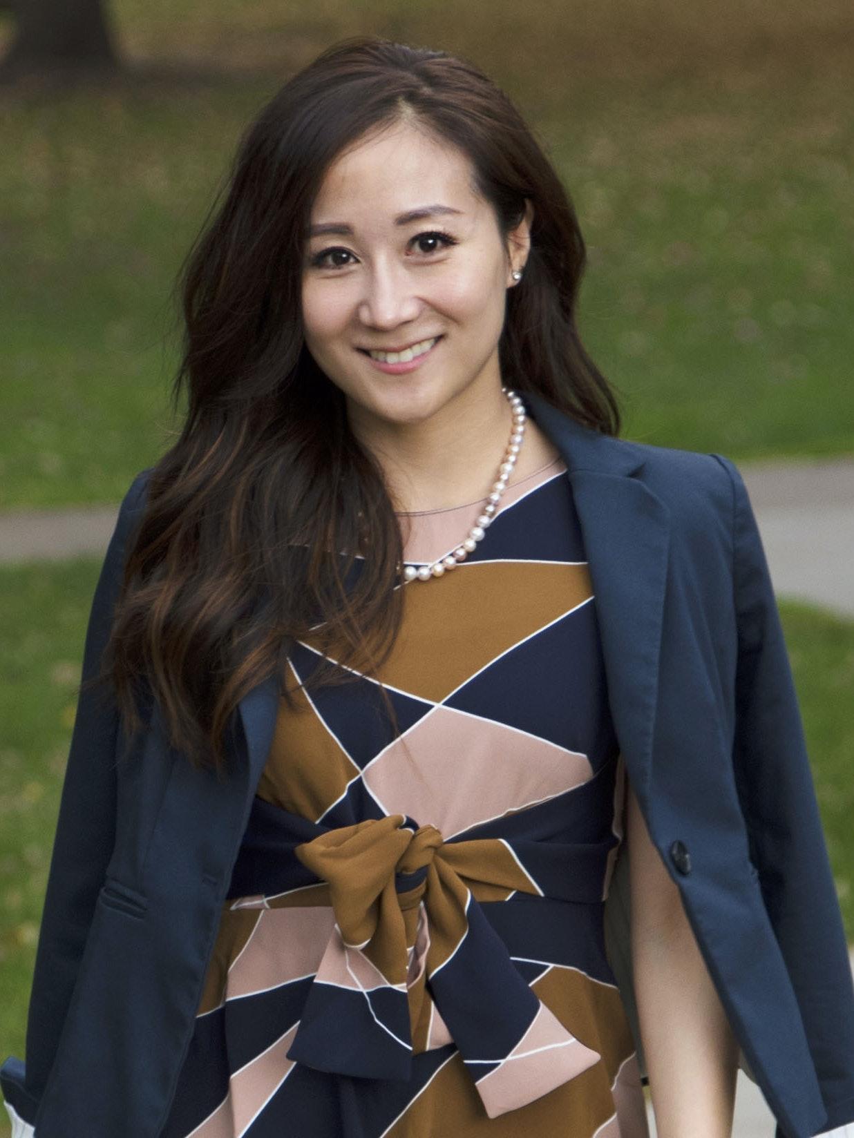 Jenny Liu, MD Board-certified dermatologist