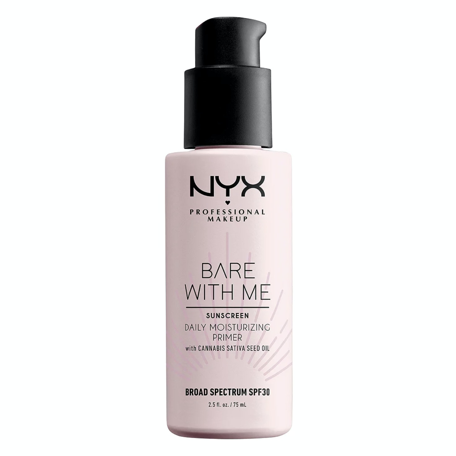 NYX Professional Makeup® Bare With Me® Daily Moisturizing Primer Broad Spectrum SPF 30