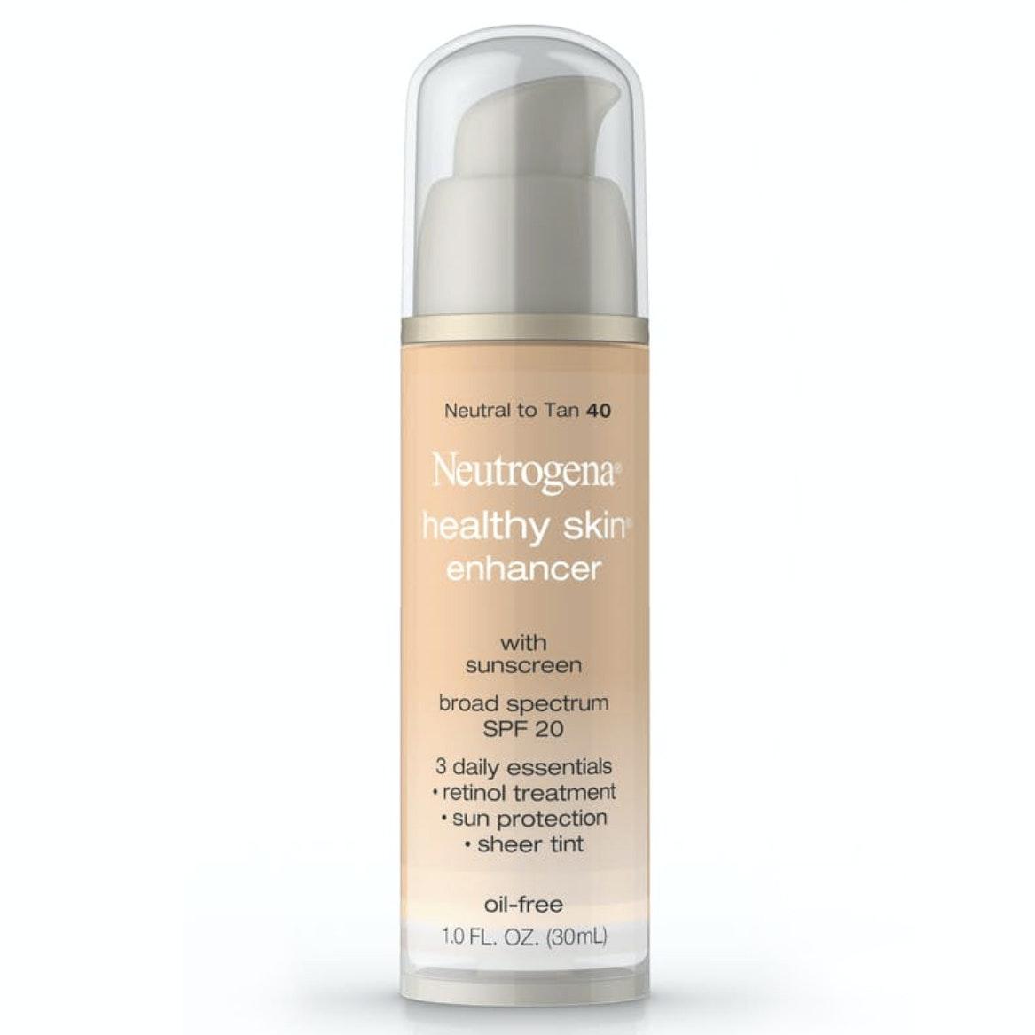 Neutrogena Healthy Skin® Enhancer Broad Spectrum SPF 20