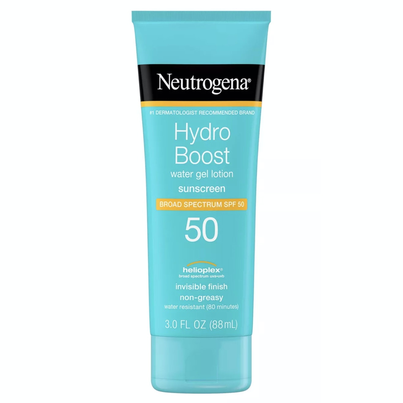 Neutrogena® Hydro Boost Water Gel Lotion Sunscreen SPF 50