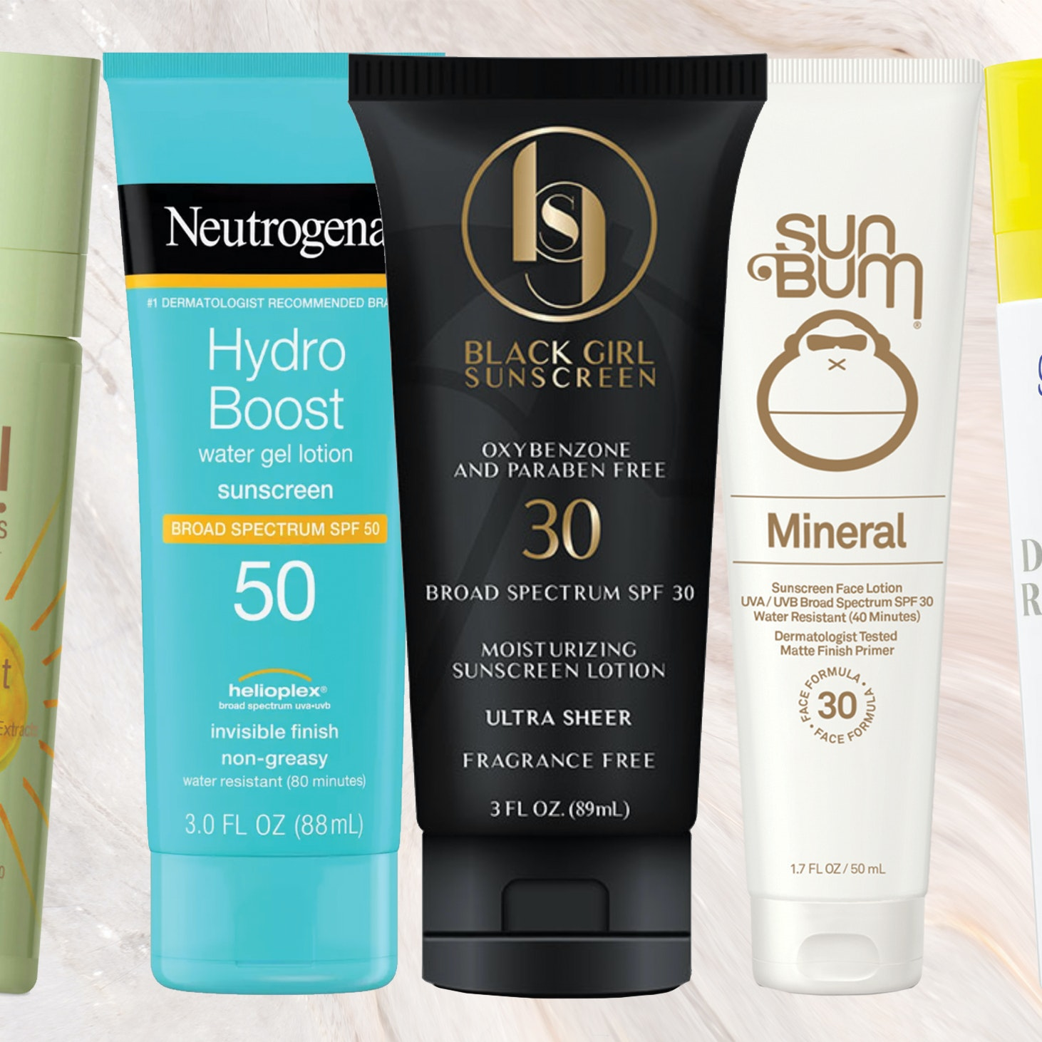 14 of the Best Sunscreens For Face, According to Spotlyte Editors
