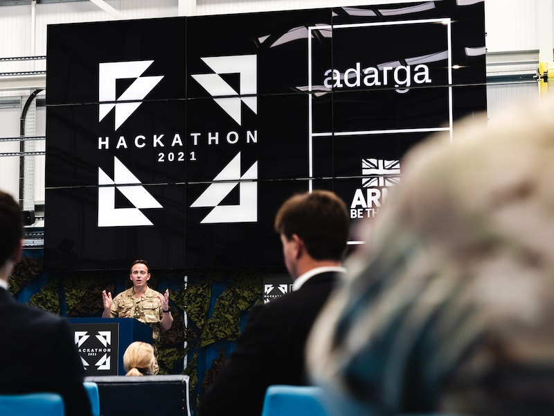 From BattleLab to the Battlefield: Winning tech solutions from Army & Adarga Hackathon to be rapidly tested in real-world environment