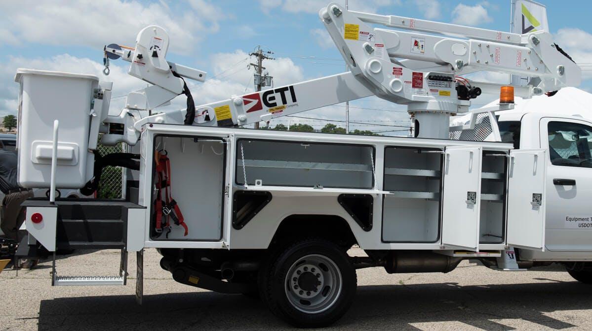 Truck Mounted Equipment