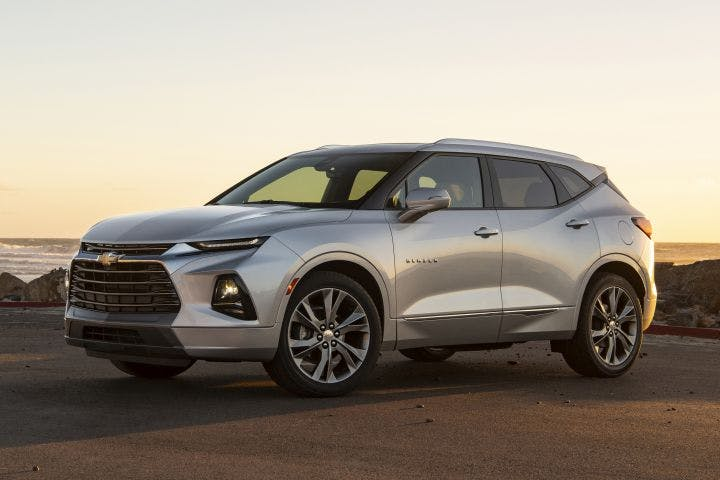 Fleet Potential Review: 2019 Chevrolet Blazer
