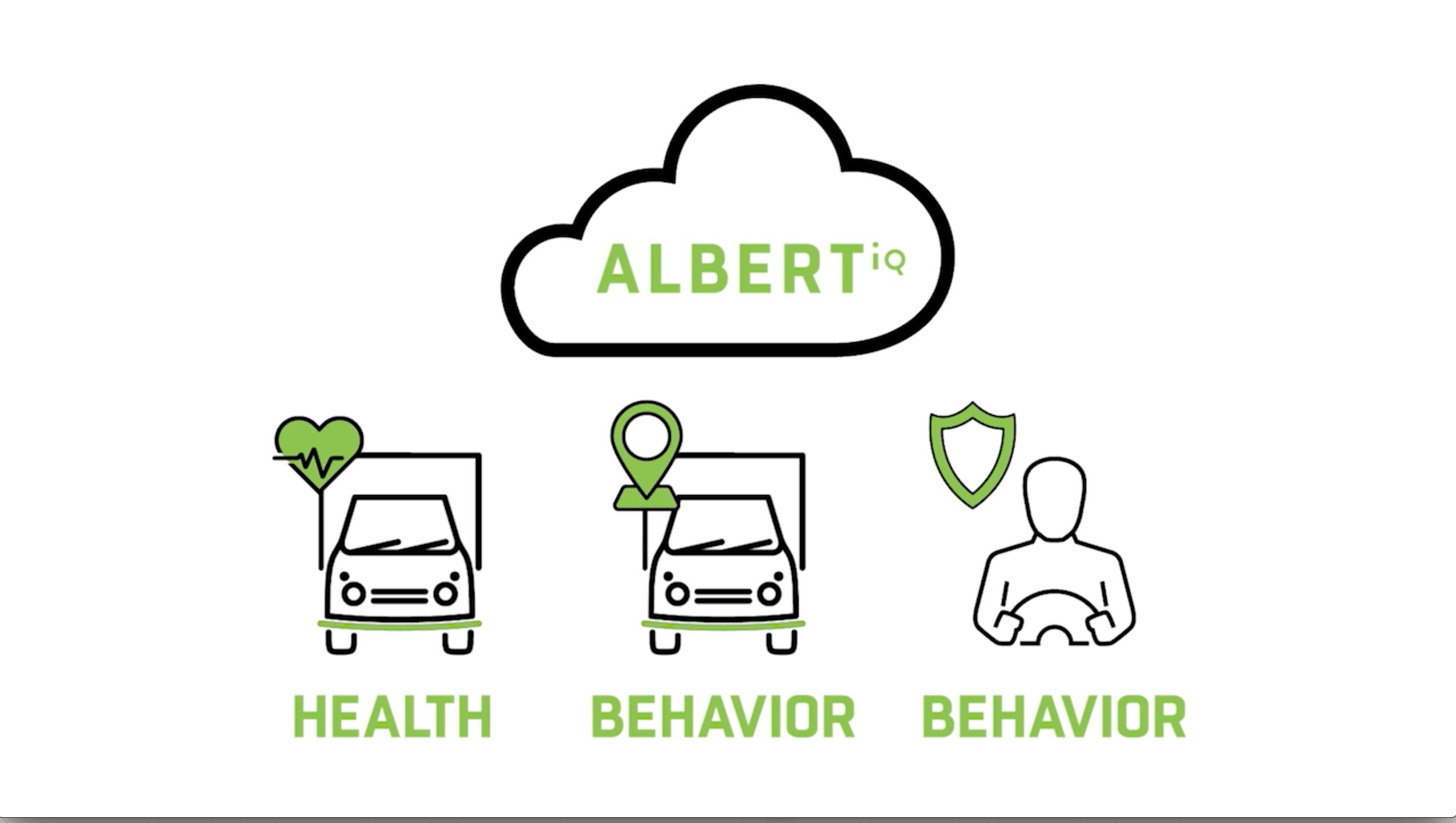AlbertIQ Fleet Vehicle and Driver Monitoring by Mike Albert