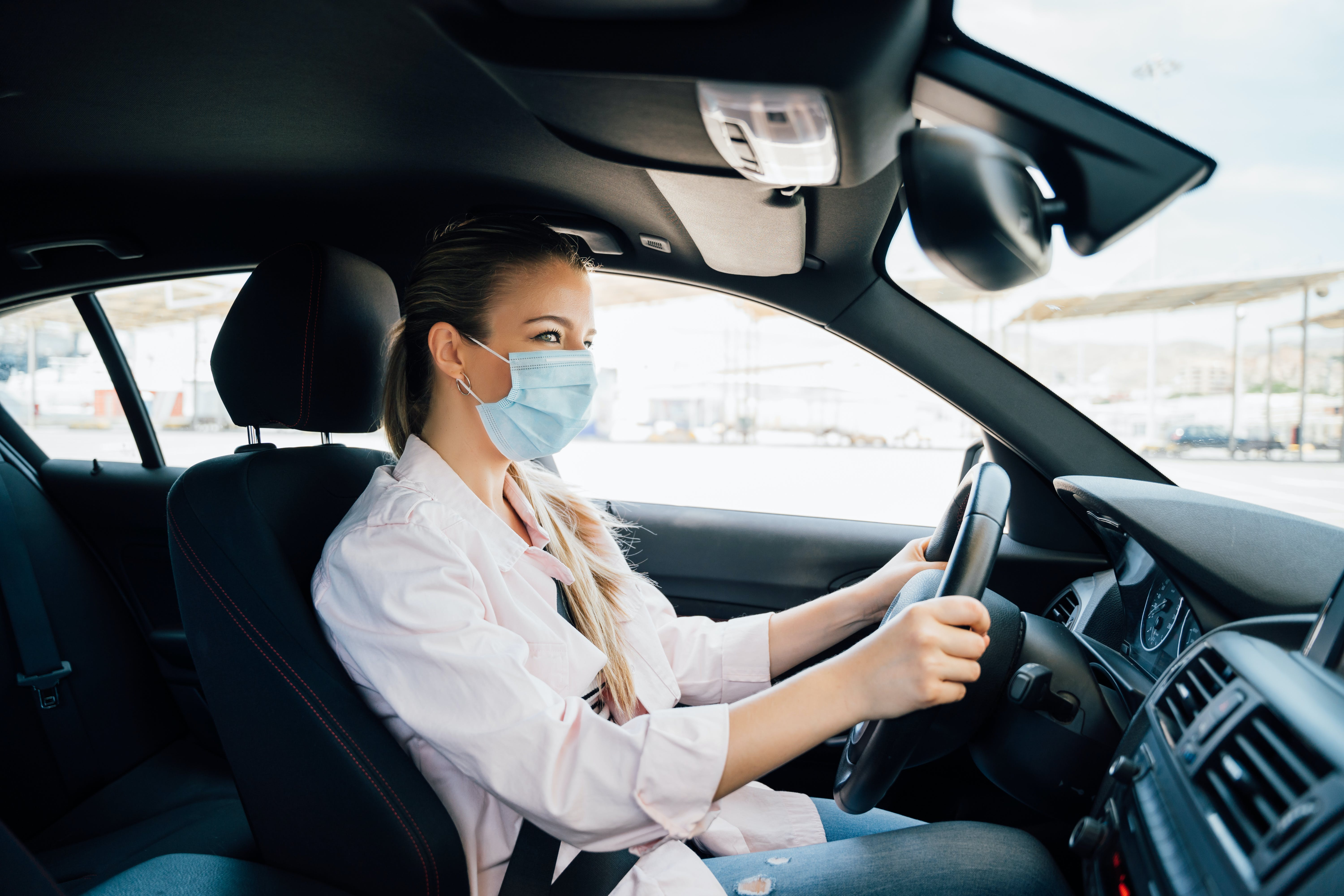 How the pandemic impacted delivery, ridesharing and micromobility